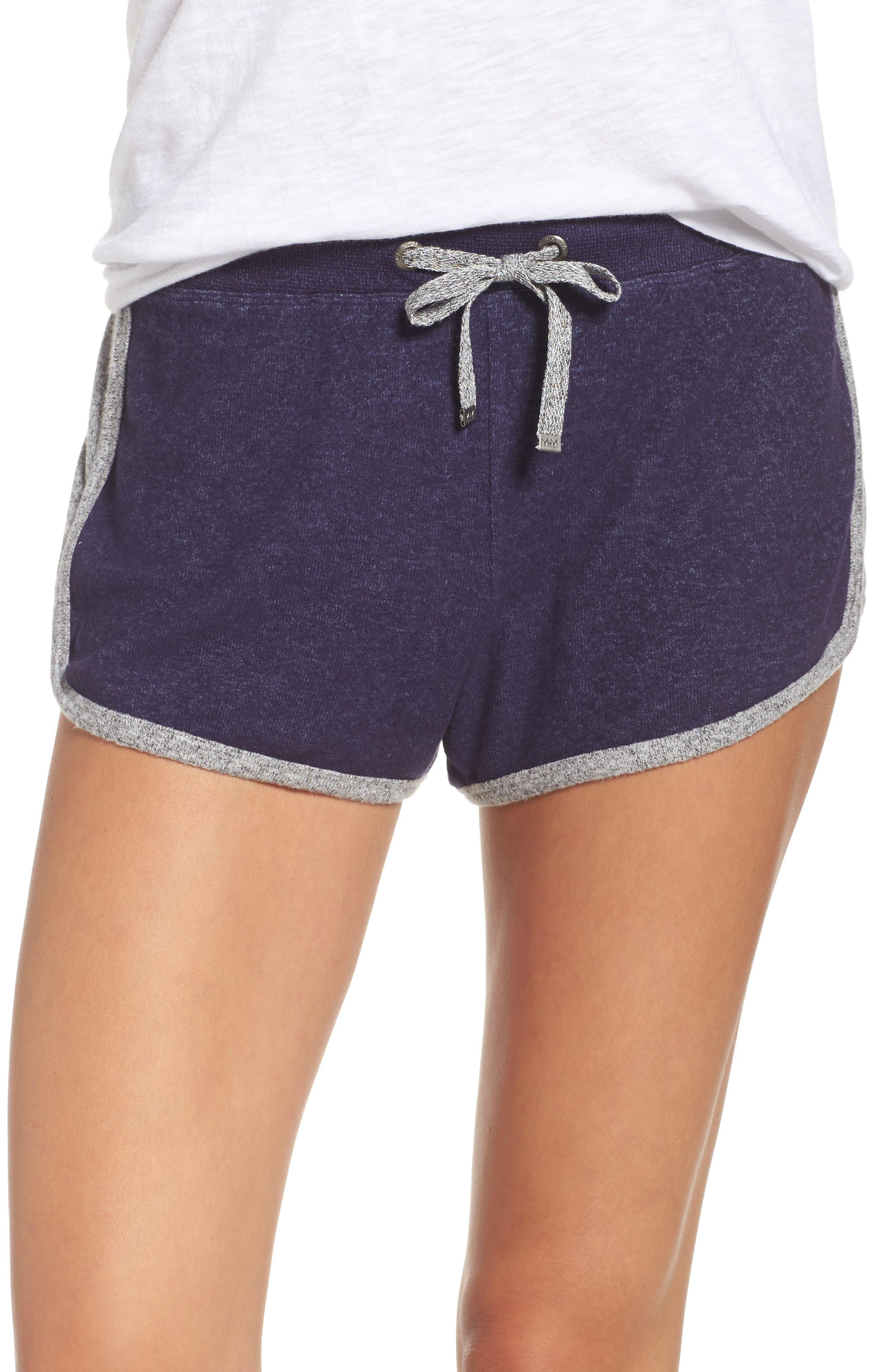 Main Image - Make + Model Bring It On Lounge Shorts