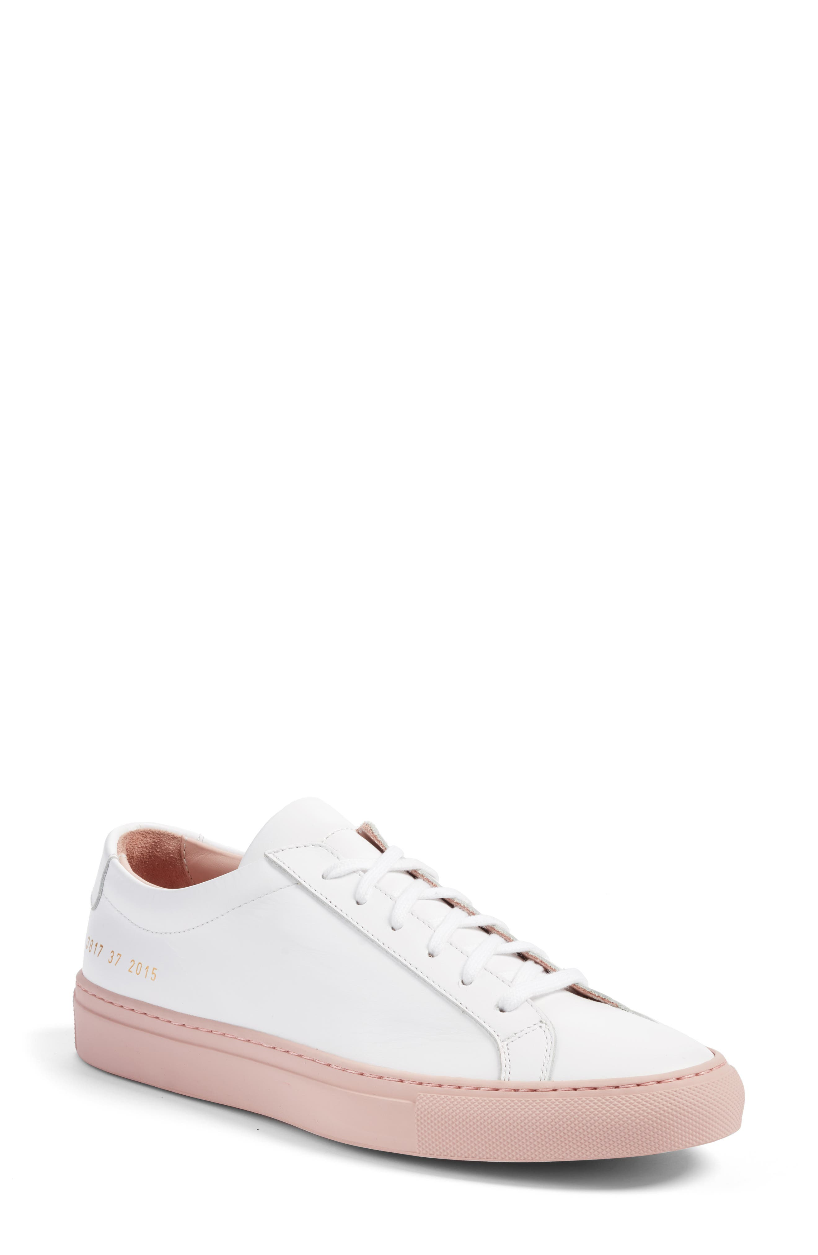 Main Image - Common Projects Achilles Sneaker (Women)