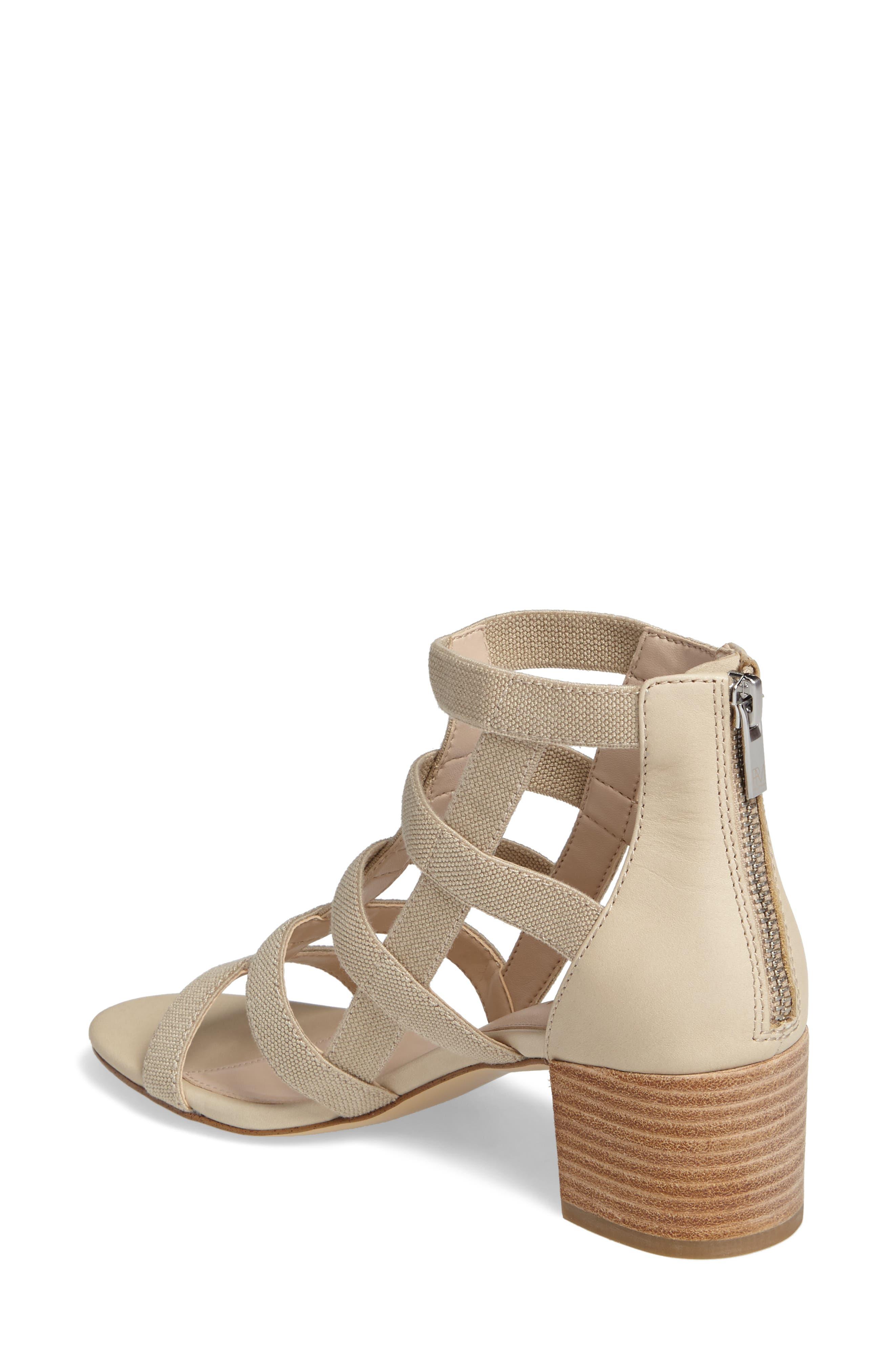 Alternate Image 2  - Pelle Moda Unkar Block Heel Sandal (Women)