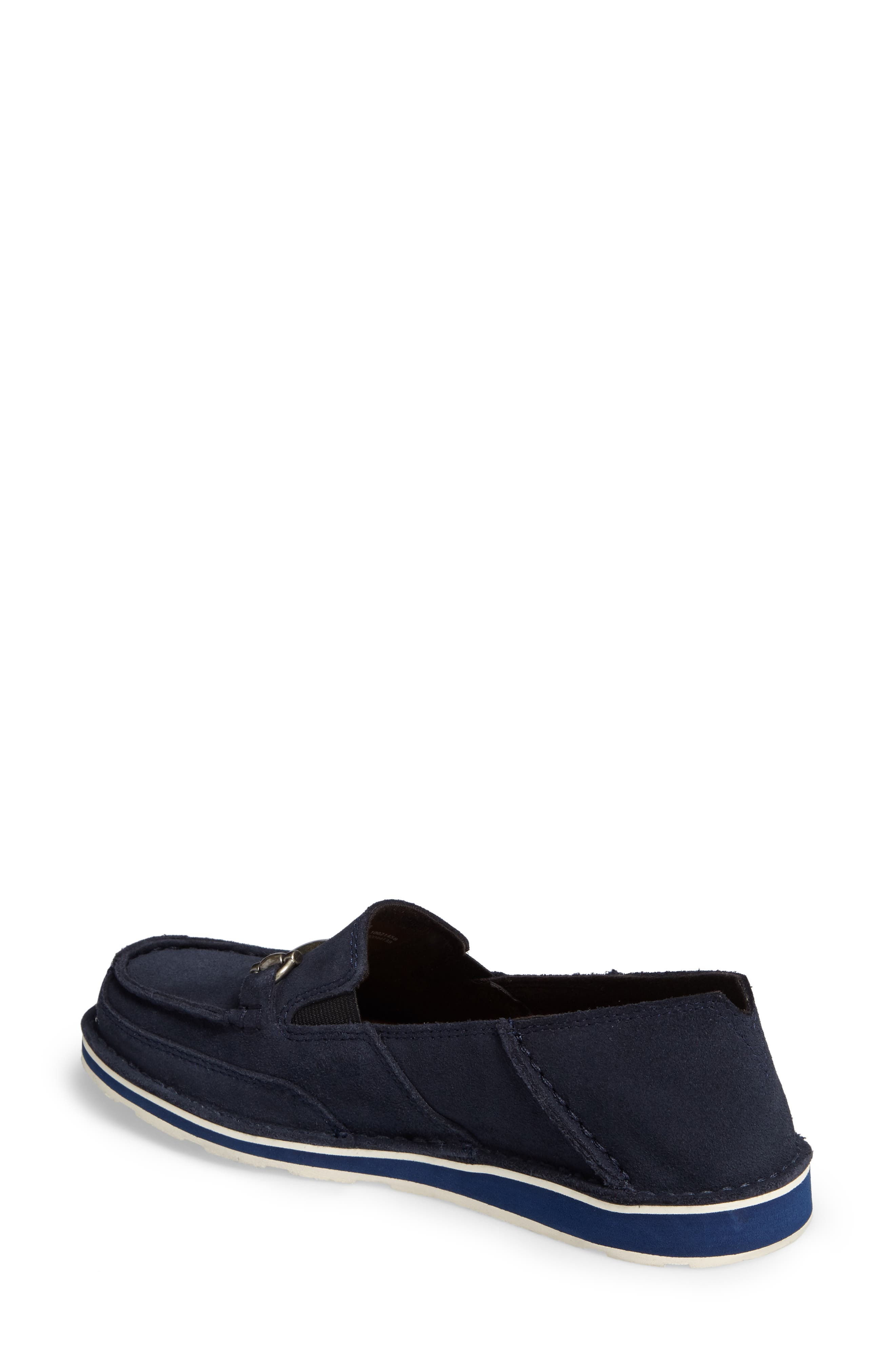 Alternate Image 2  - Ariat Bit Cruiser Loafer