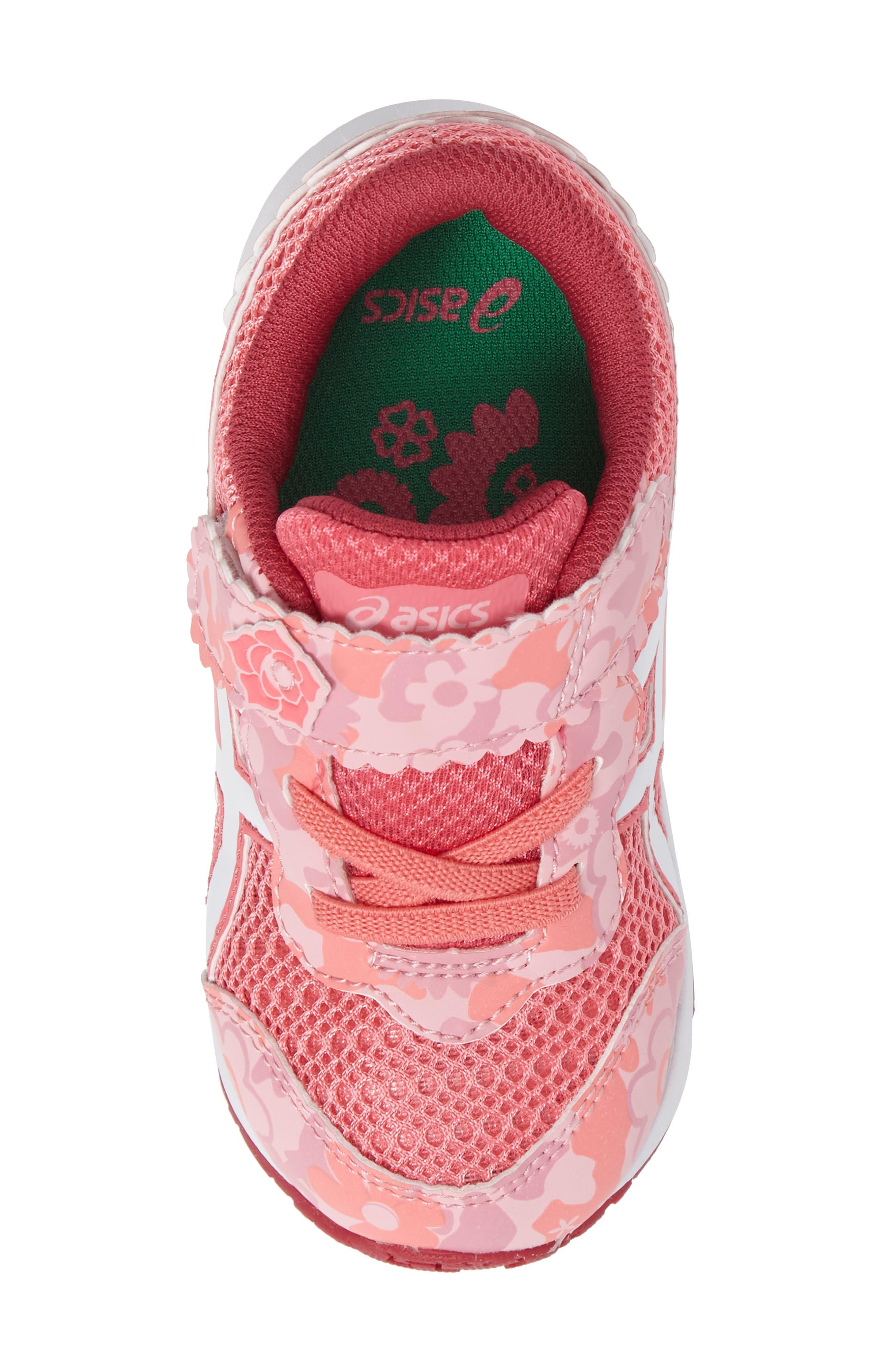 Alternate Image 5  - ASICS® School Yard TS Sneaker (Baby, Walker & Toddler)