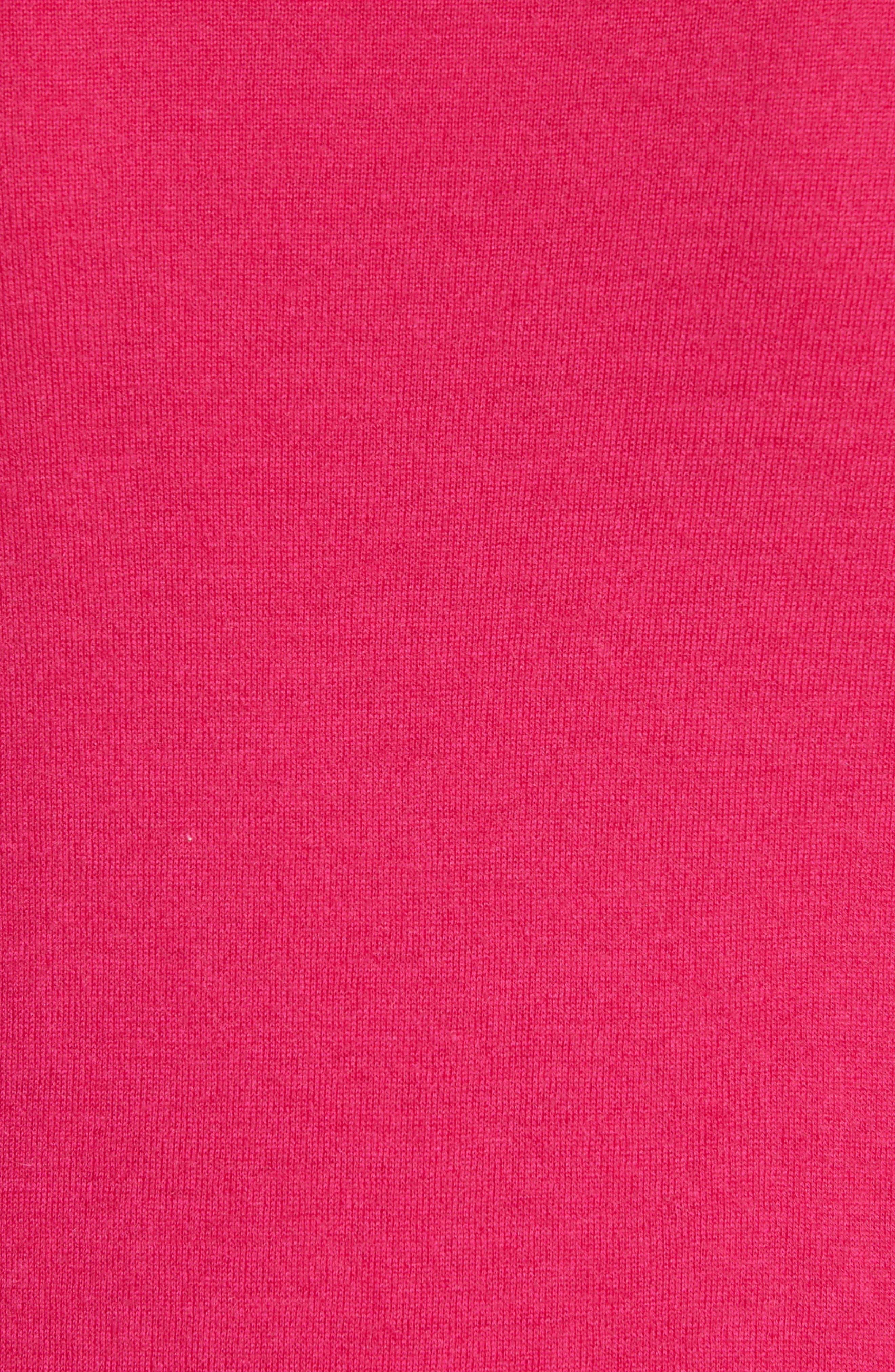 Alternate Image 5  - Michael Kors Featherweight Cashmere Cardigan