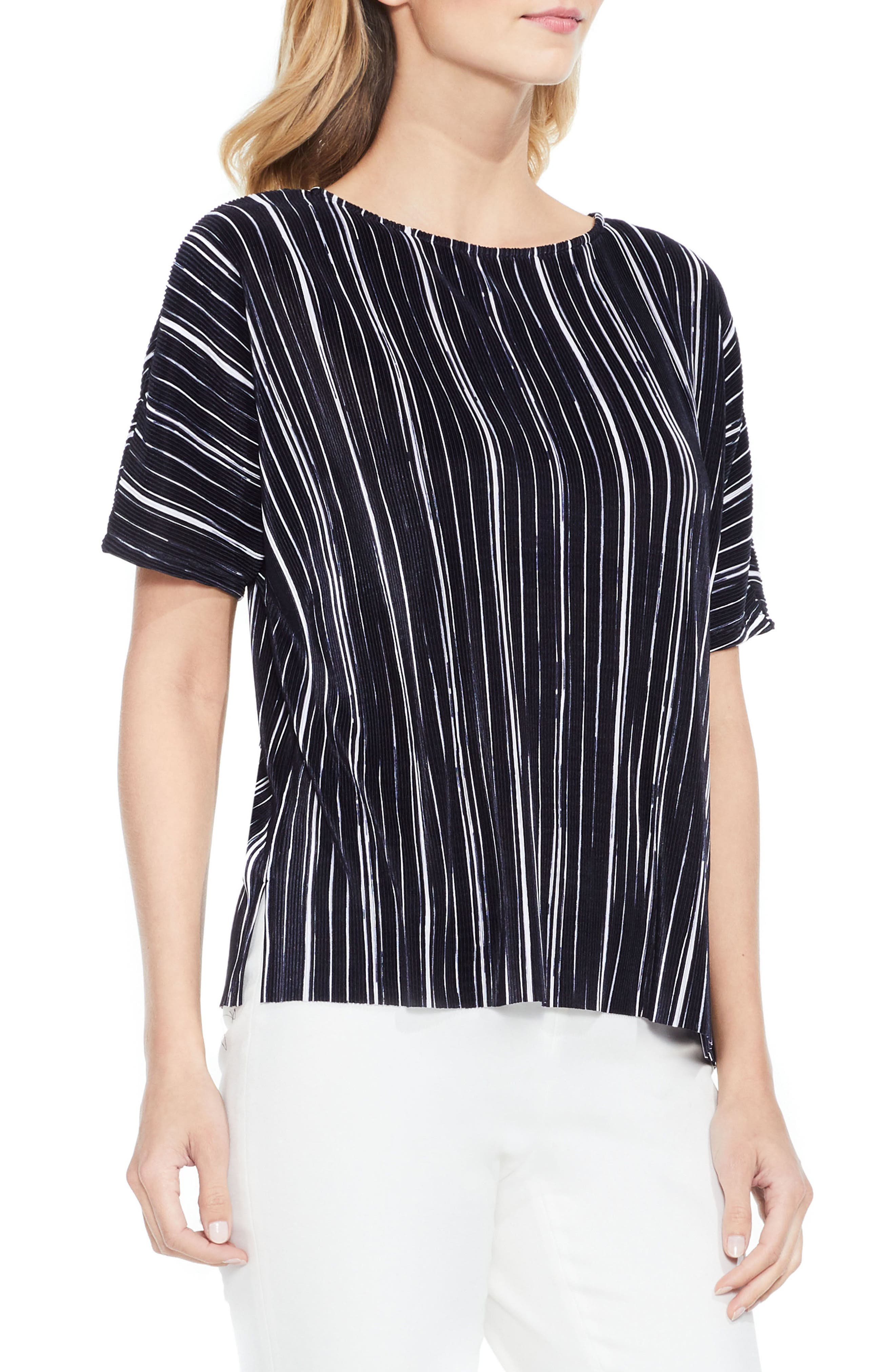 VINCE CAMUTO Bodre Dolman Sleeve Top