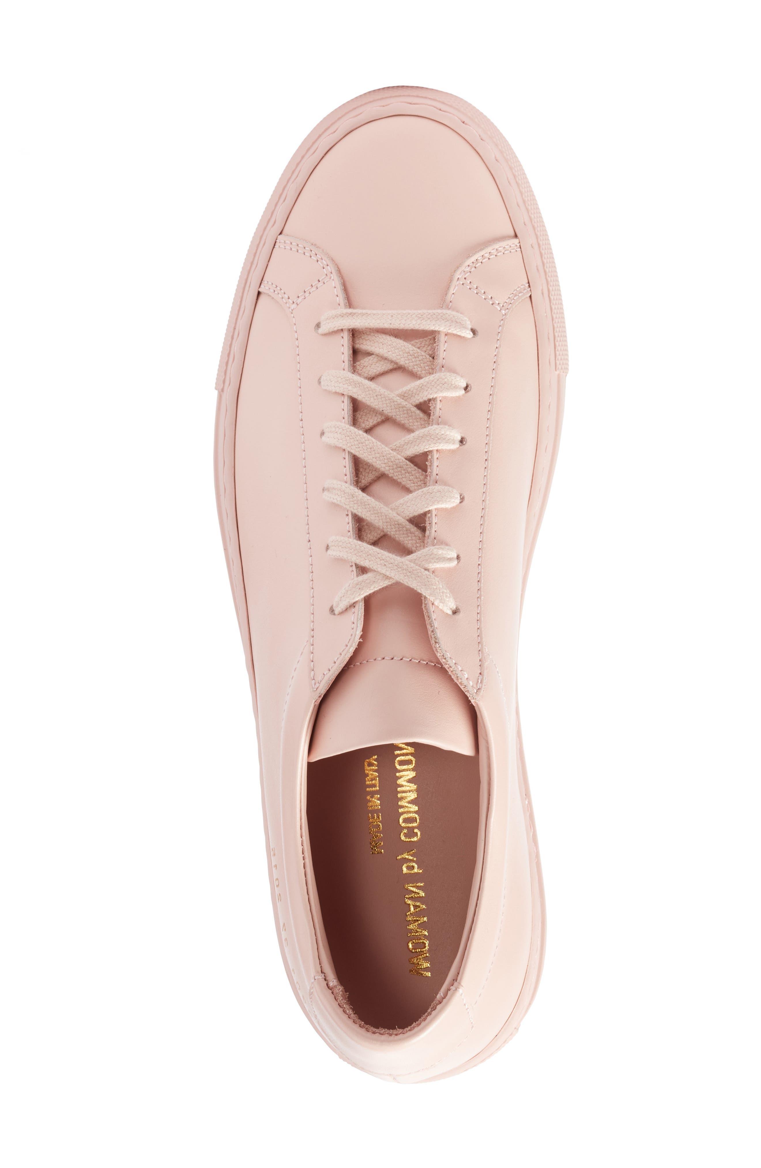 Alternate Image 5  - Common Projects Original Achilles Sneaker (Women)