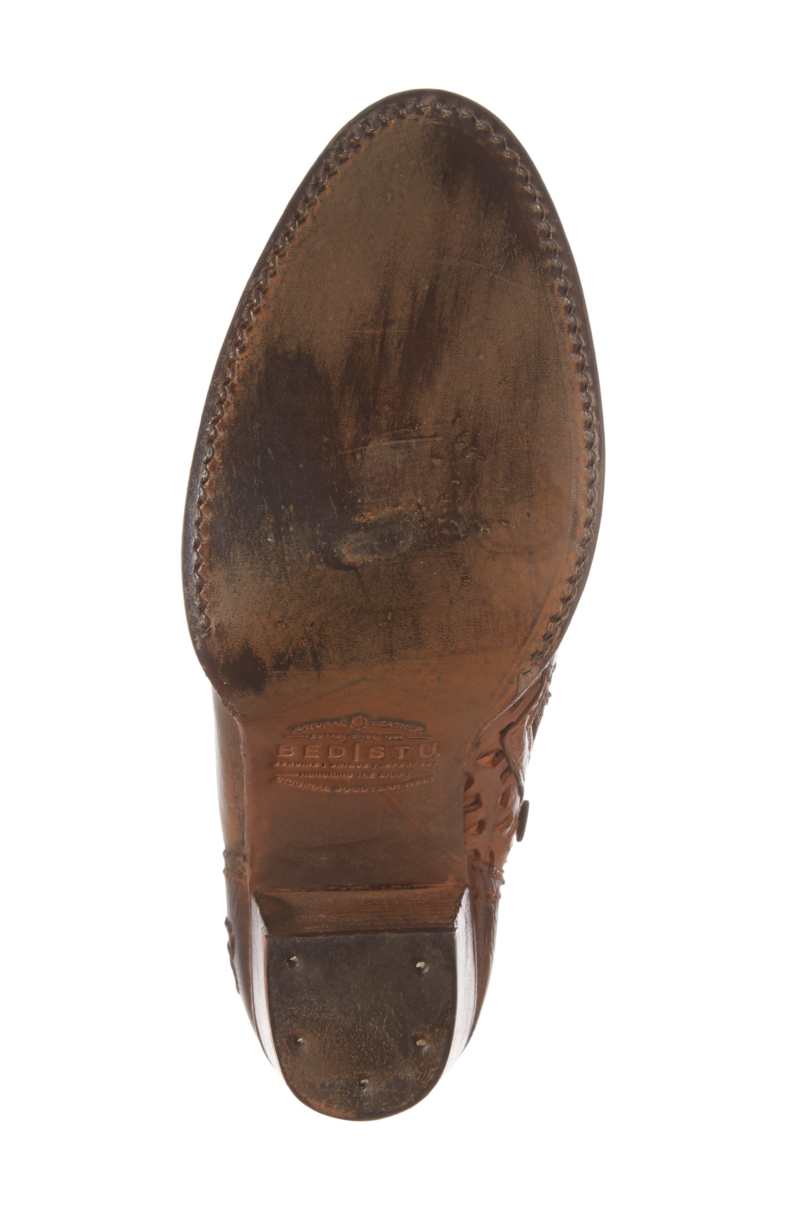 Alternate Image 6  - Bed Stu Irma Perforated Boot (Women)