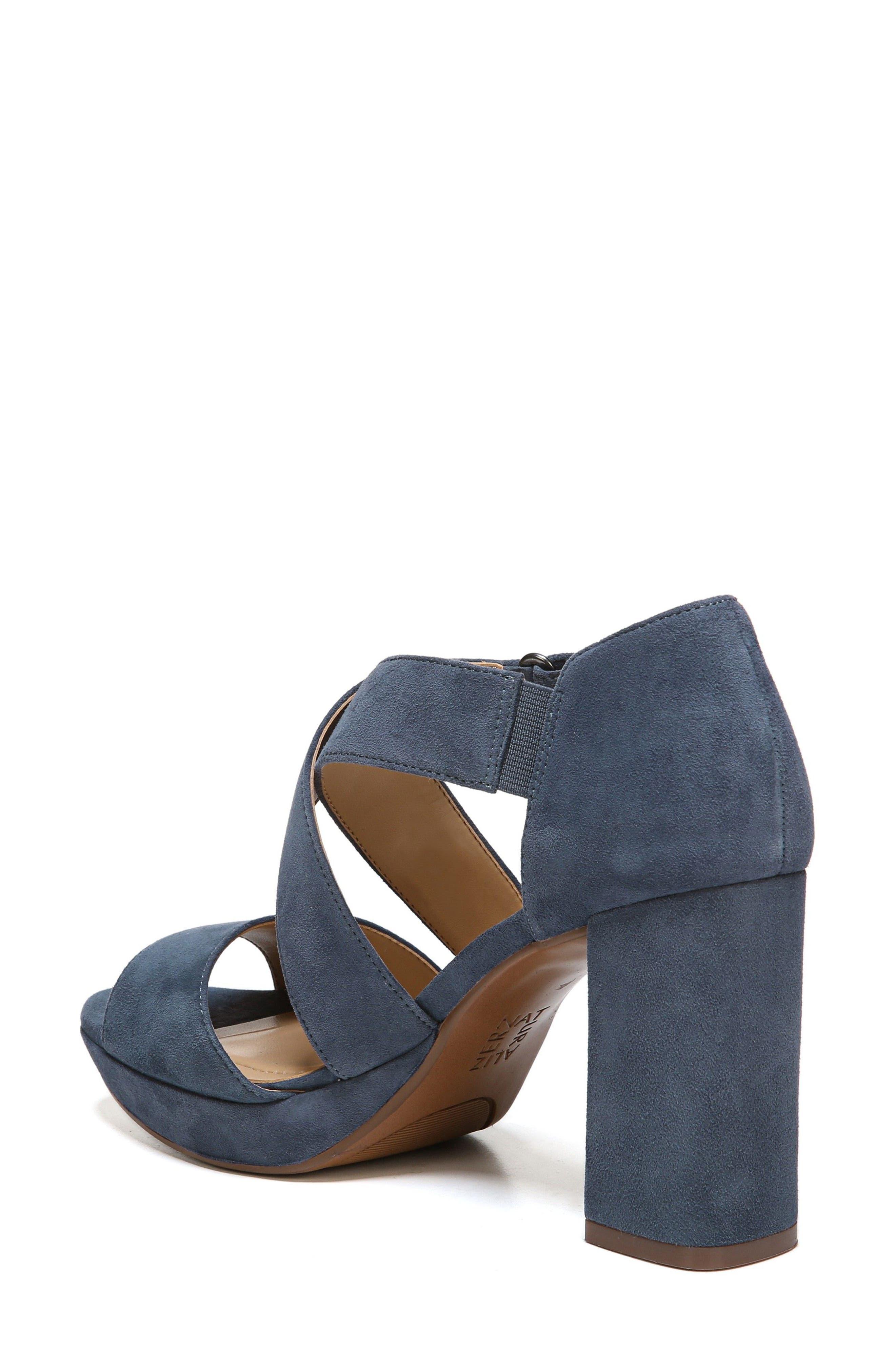 Alternate Image 2  - Naturalizer Harper Platform Sandal (Women)