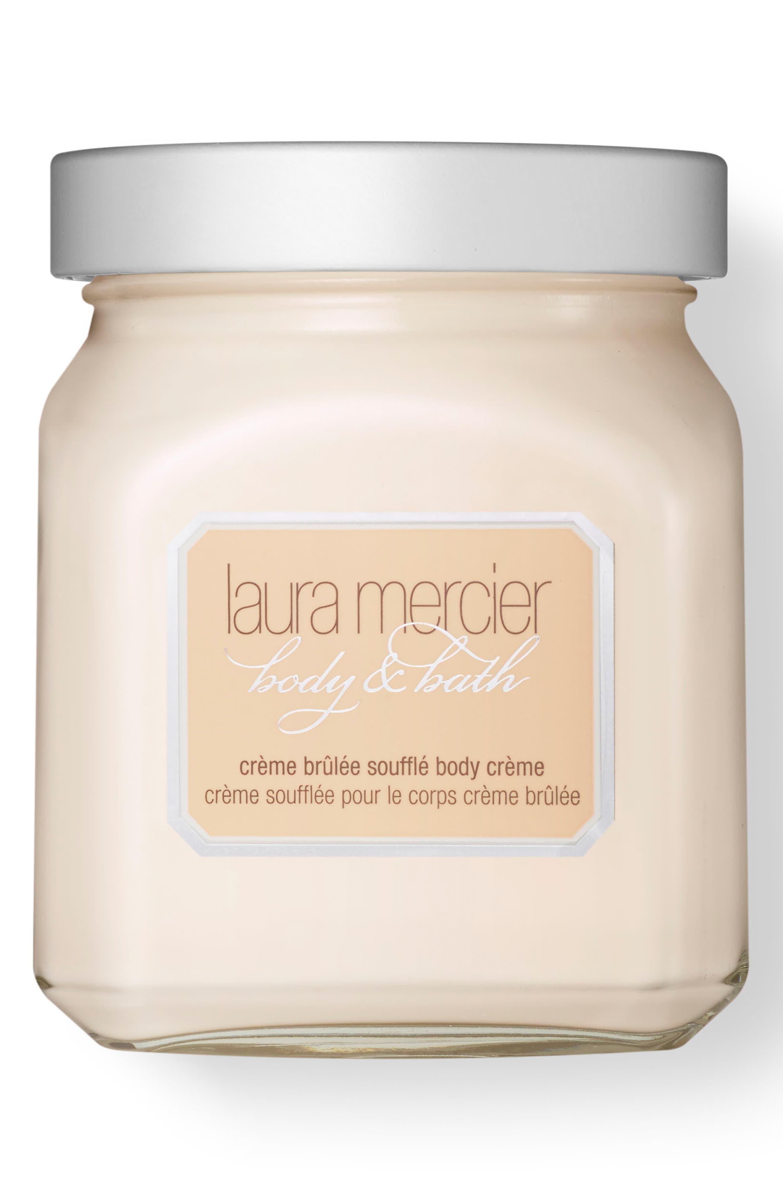 Main Image - Laura Mercier 'Crème Brûlée' Soufflé Body Crème