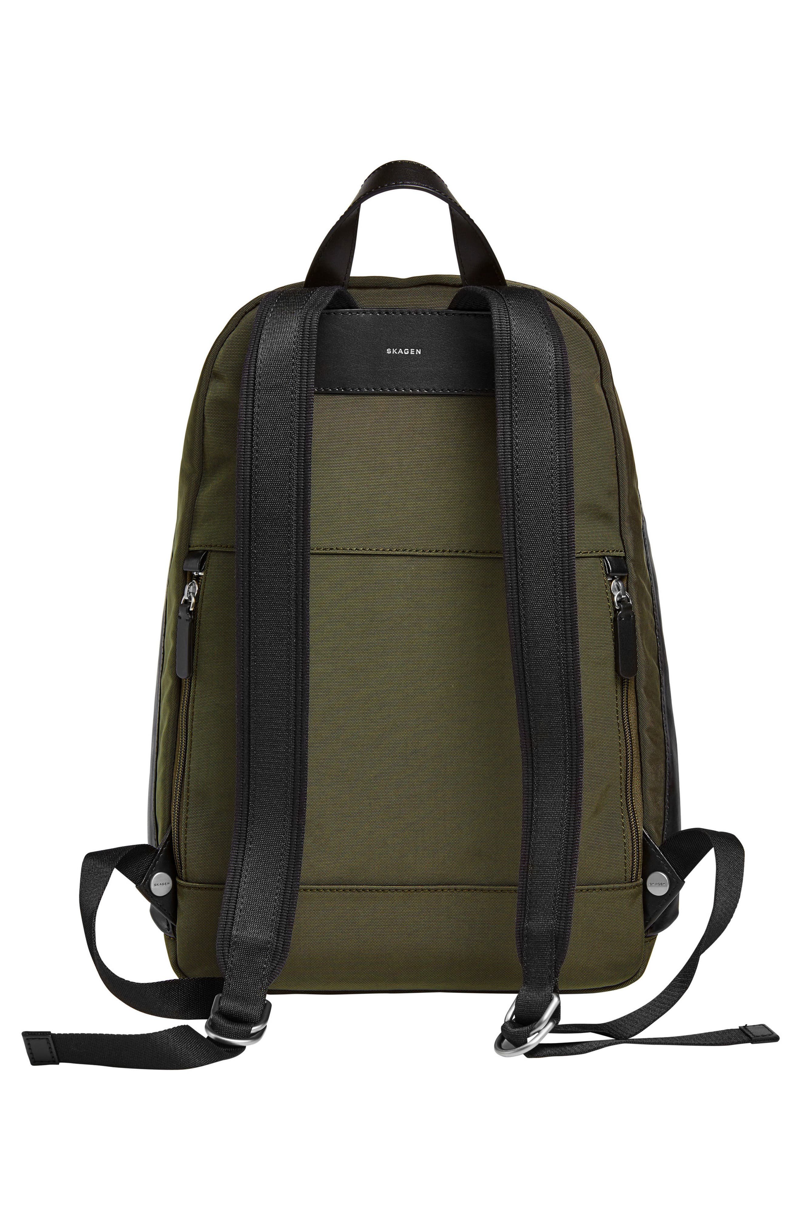 Kroyer Backpack,                             Alternate thumbnail 2, color,                             Dark Green