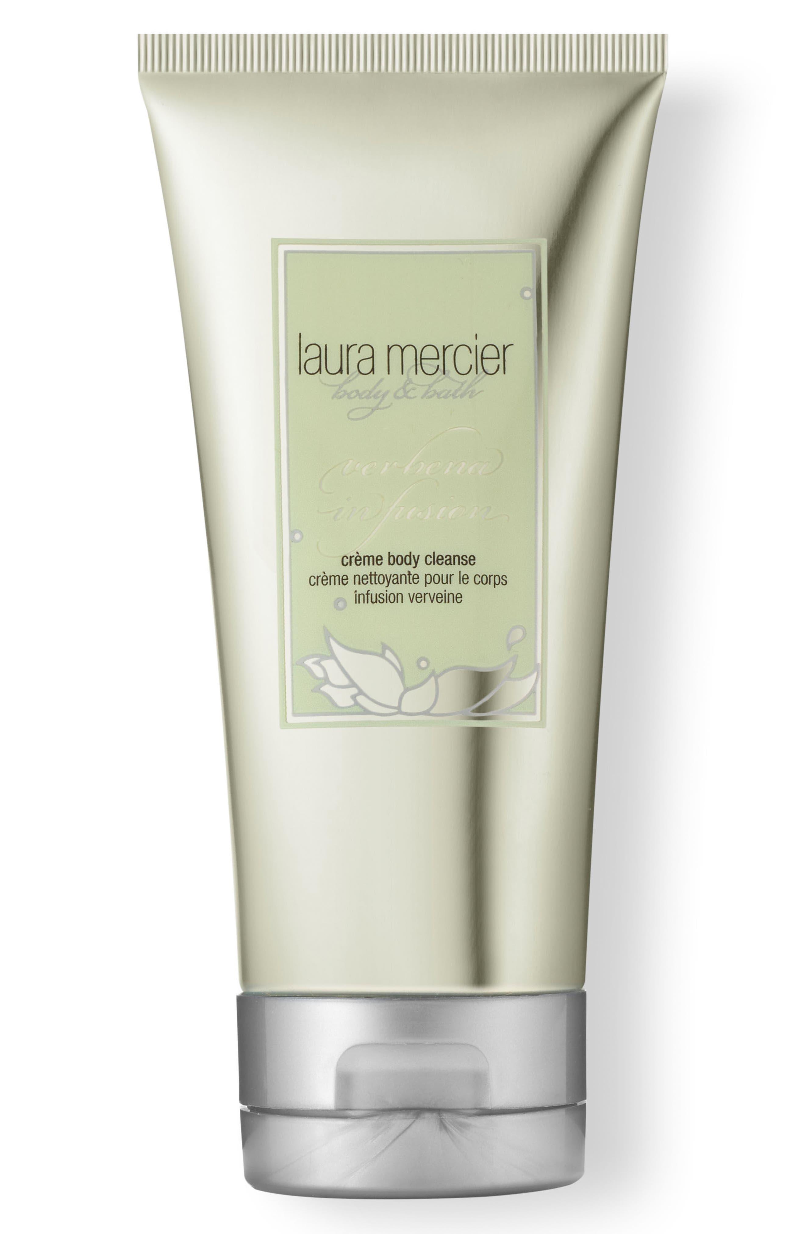 Alternate Image 1 Selected - Laura Mercier 'Verbena Infusion' Creme Body Cleanse