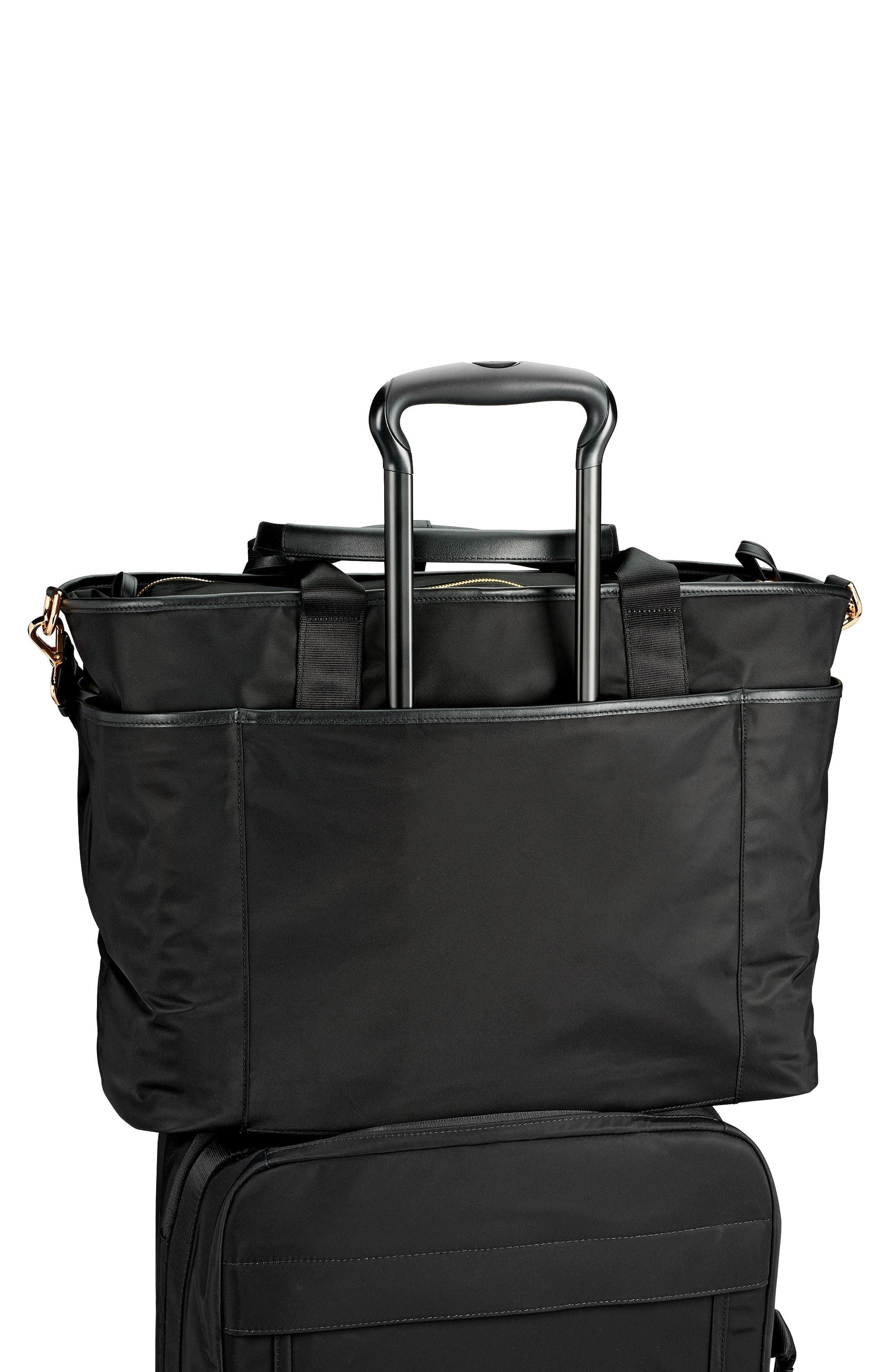 Alternate Image 5  - Tumi Breyton Nylon Travel Satchel