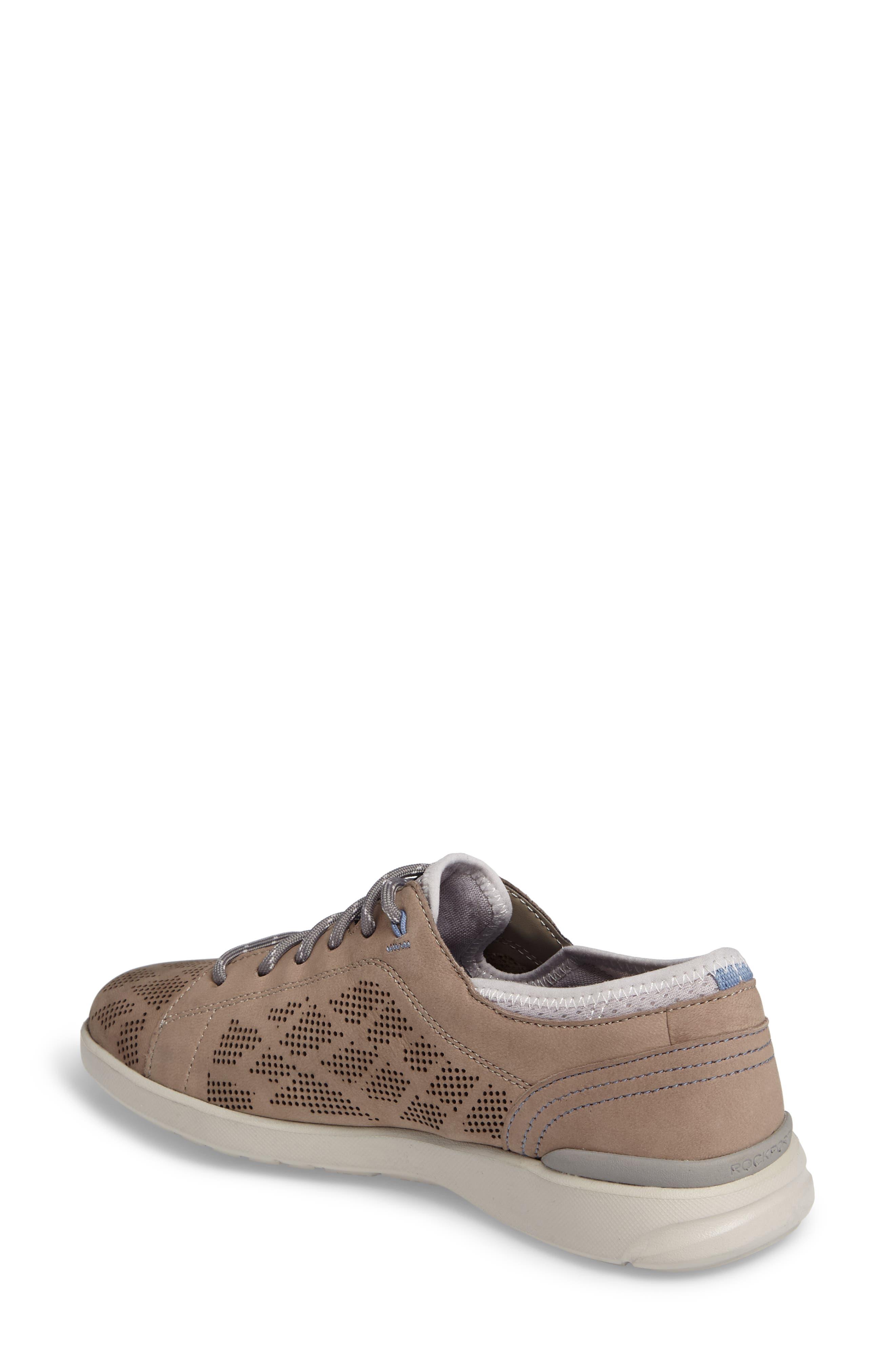 Alternate Image 2  - Rockport truFLEX Perforated Sneaker (Women)