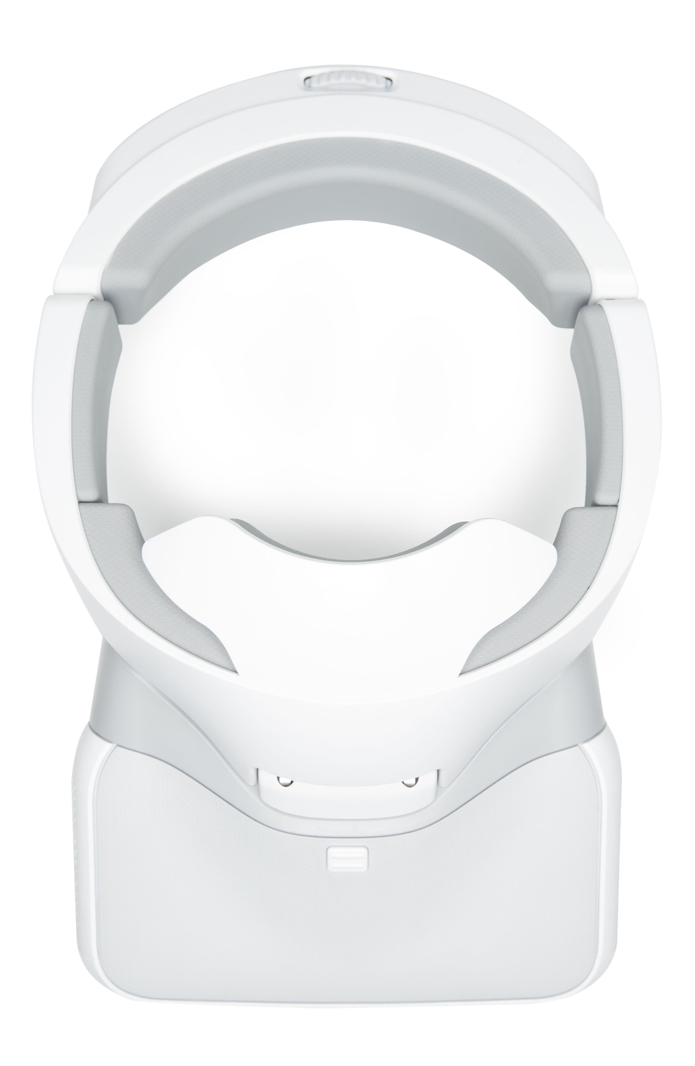 FPV Drone Goggles,                             Alternate thumbnail 3, color,                             White