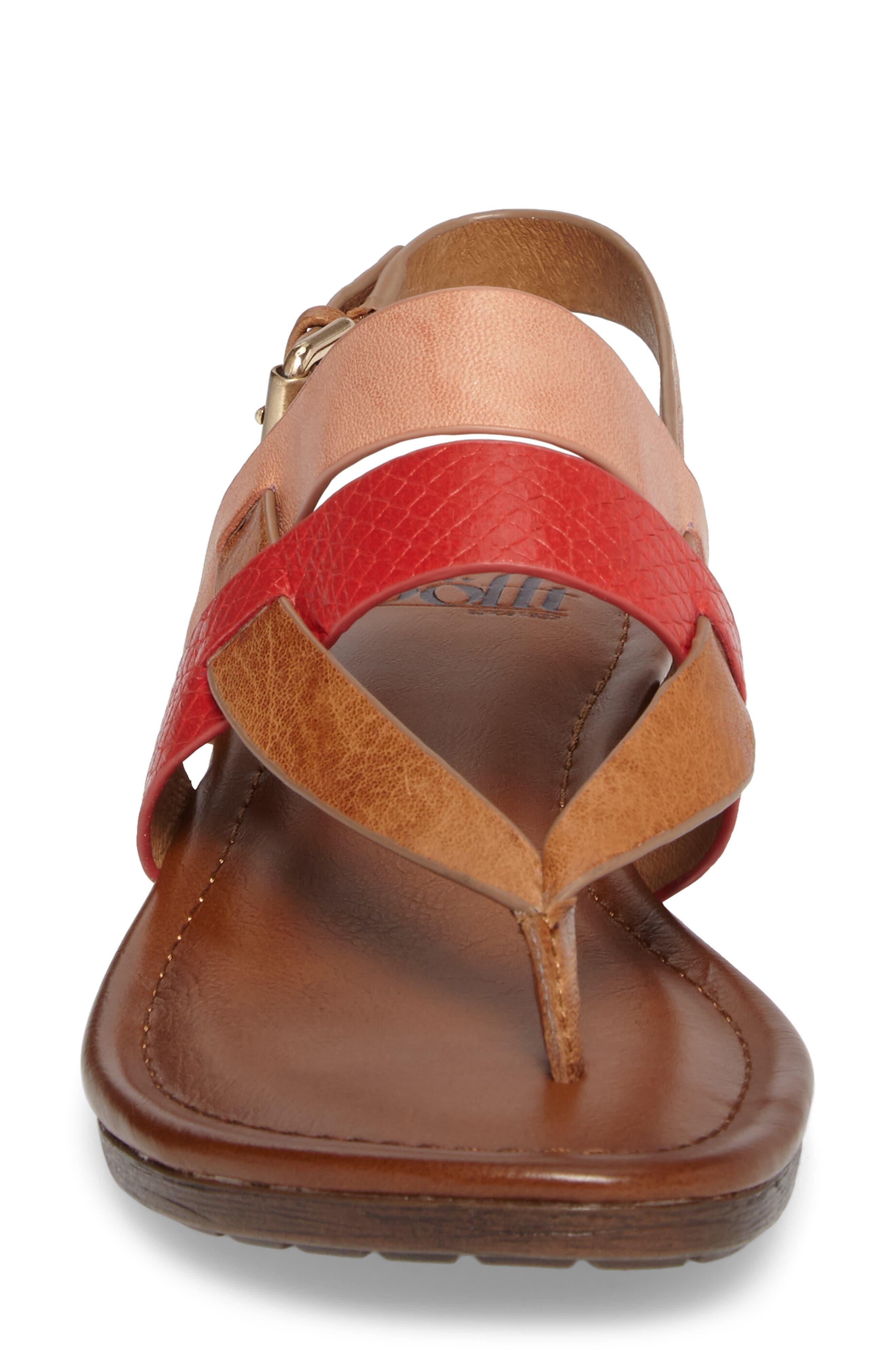 Alternate Image 4  - Söfft Bena Strappy Sandal (Women)