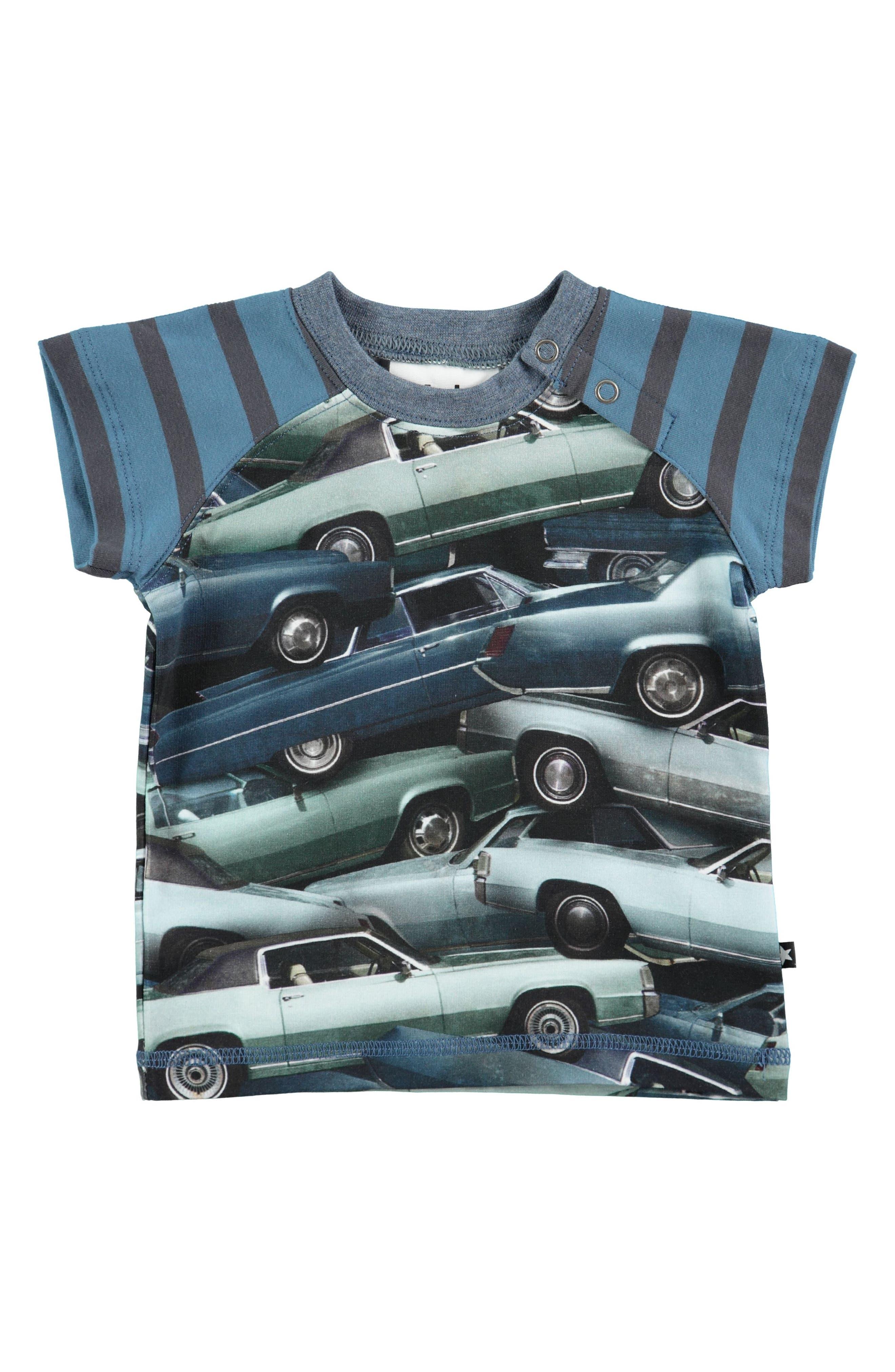 Molo Egon Print T-Shirt (Baby Boys)