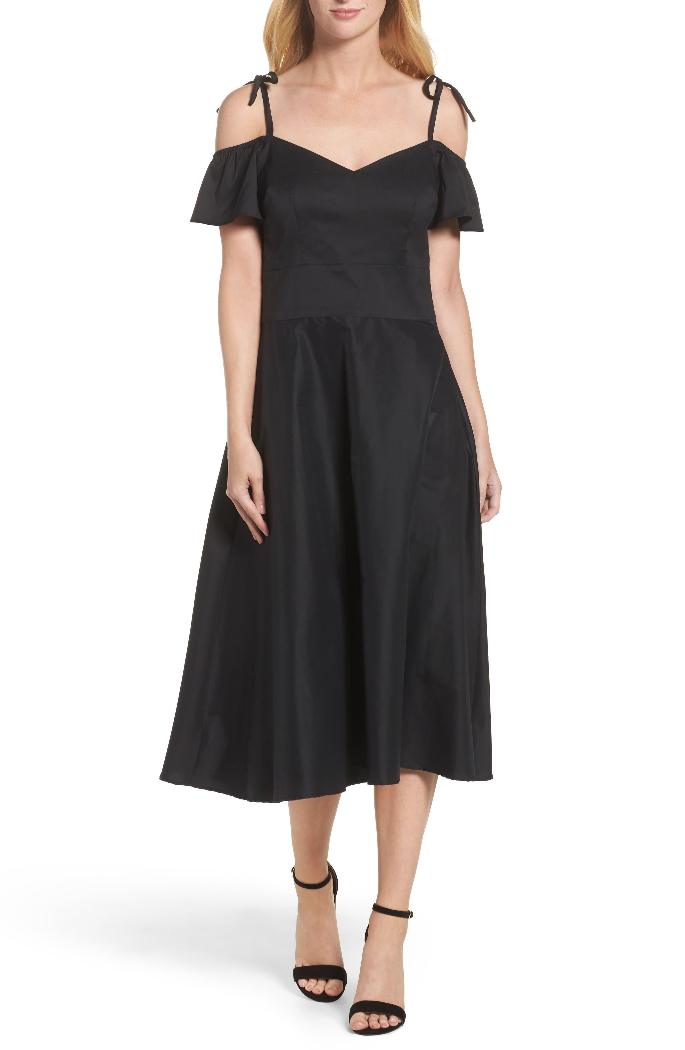 Betsey Johnson Fit & Flare Dress