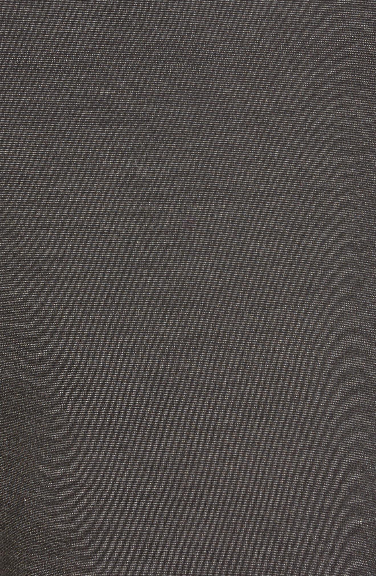 Traveler Recon Hybrid Shorts,                             Alternate thumbnail 5, color,                             Black