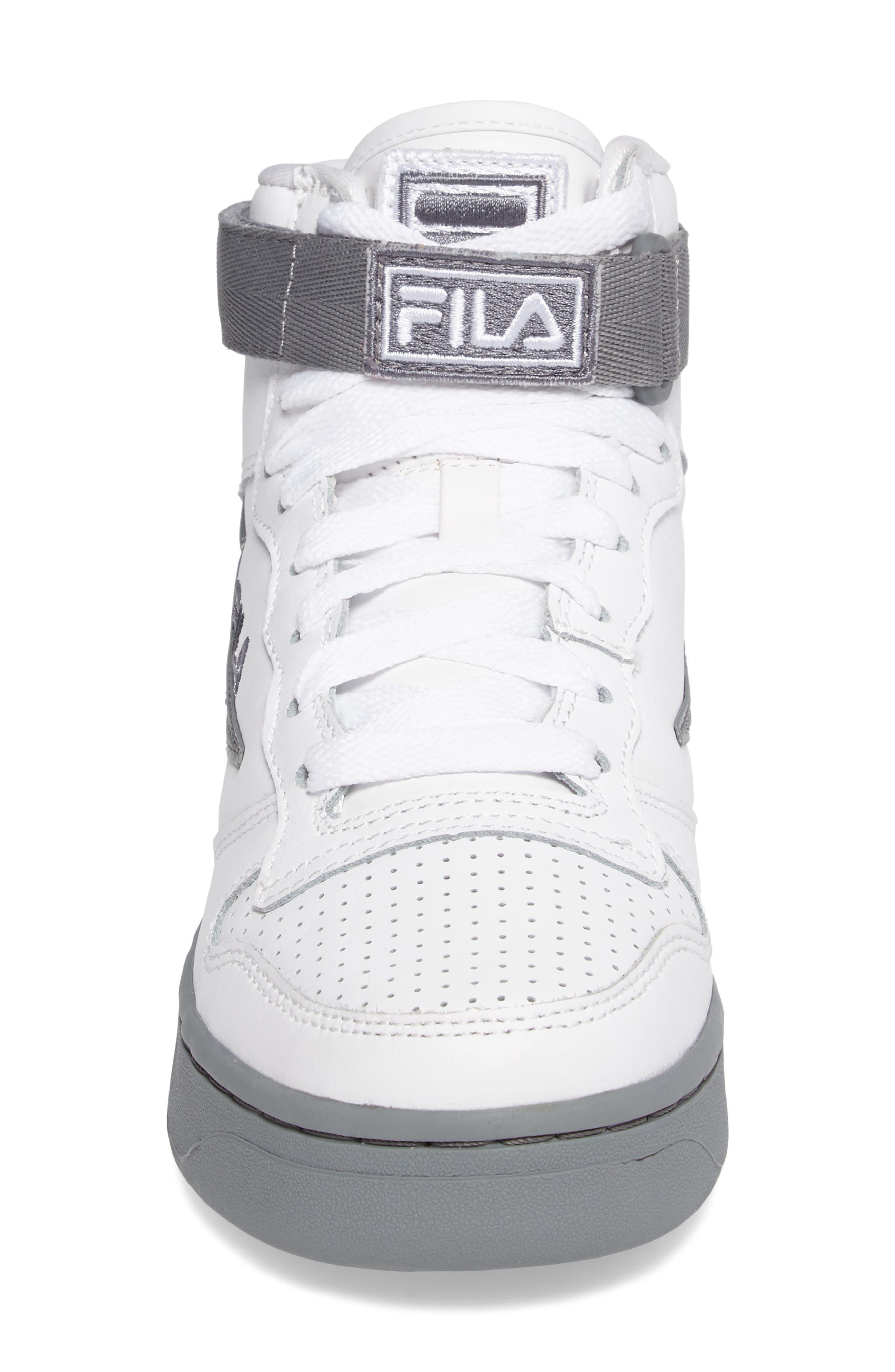 Alternate Image 4  - FILA FX-100 High Top Sneaker (Big Kid)