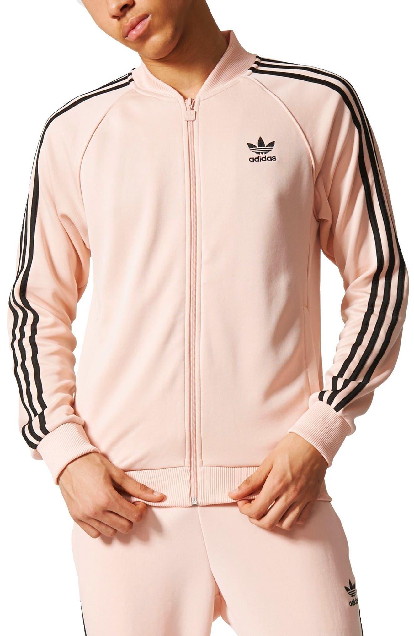 Alternate Image 1 Selected - adidas Originals 'Superstar' Track Jacket