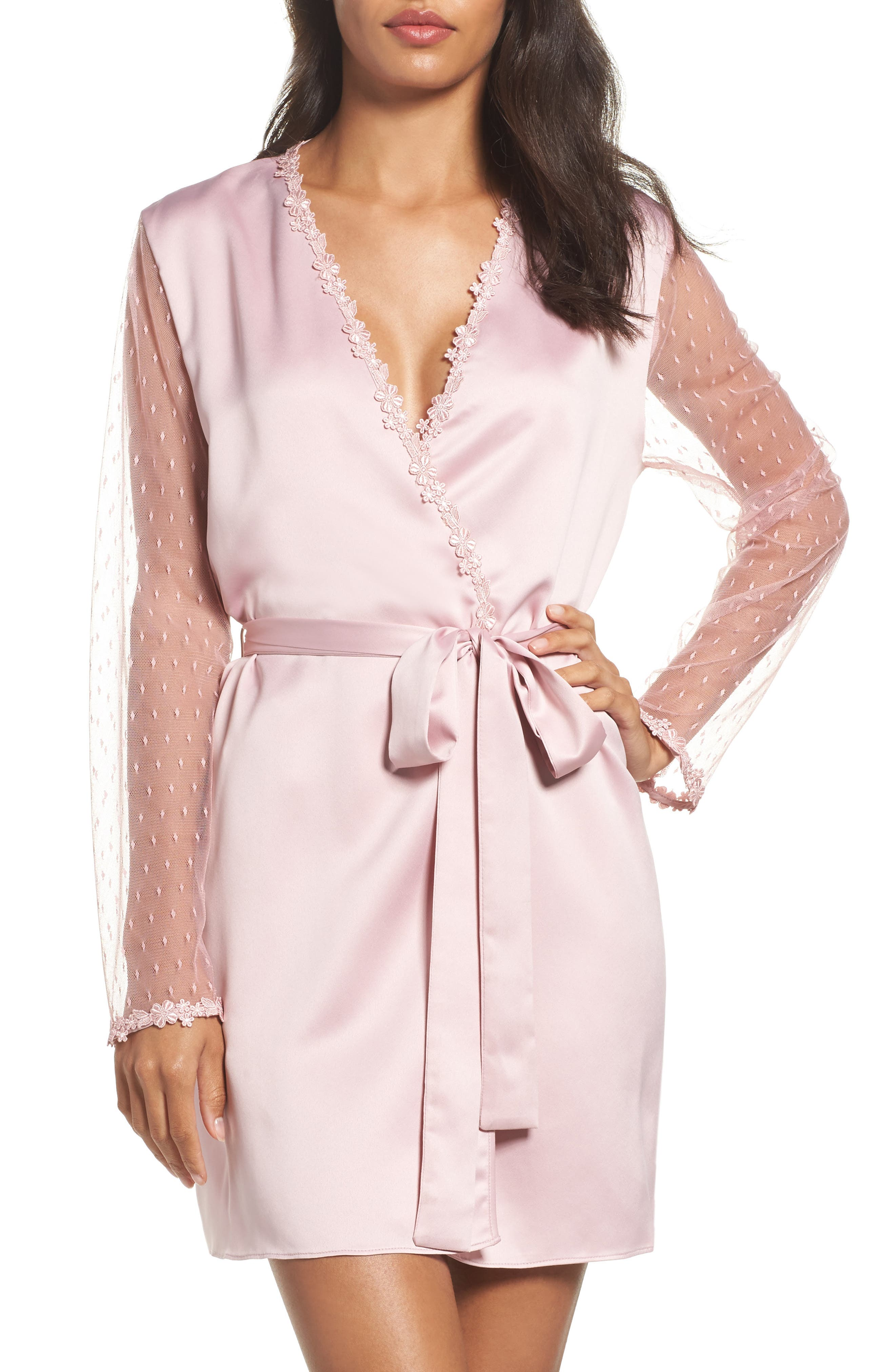 Alternate Image 1 Selected - Flora Nikrooz Showstopper Robe