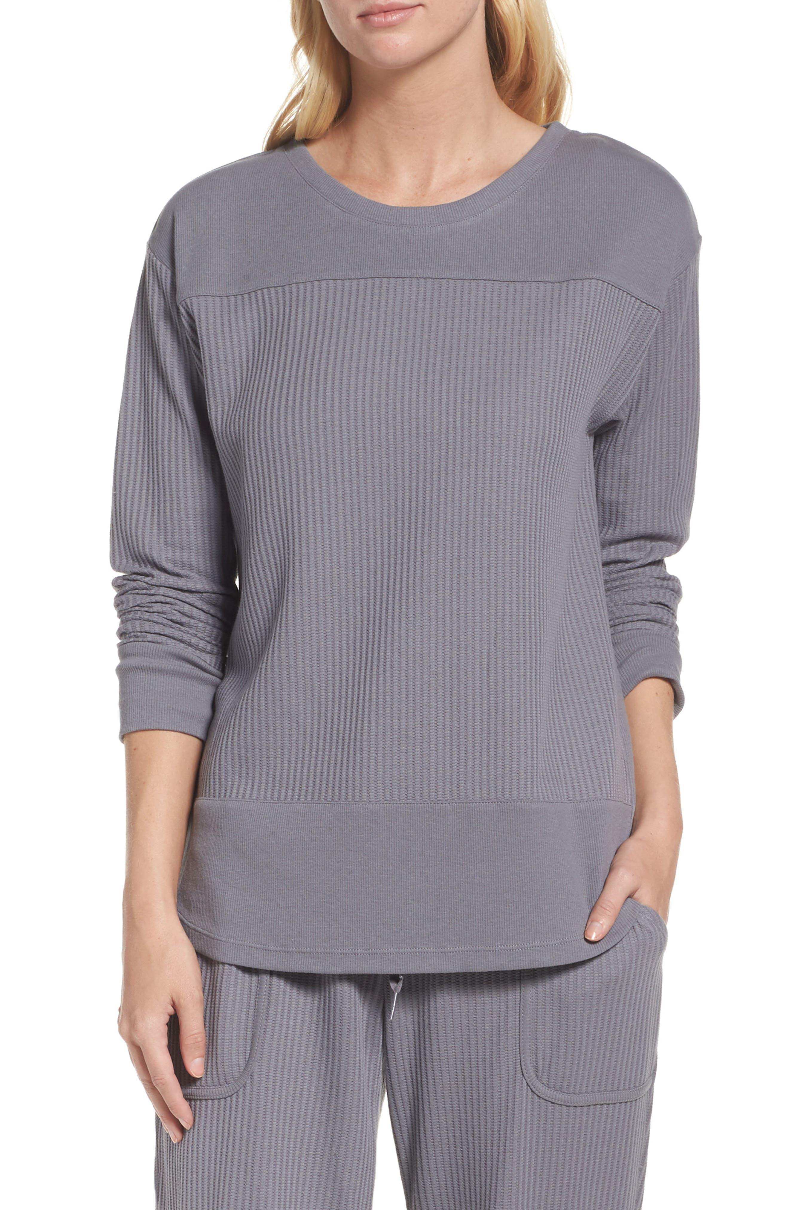 DKNY Long Sleeve Sleep Shirt