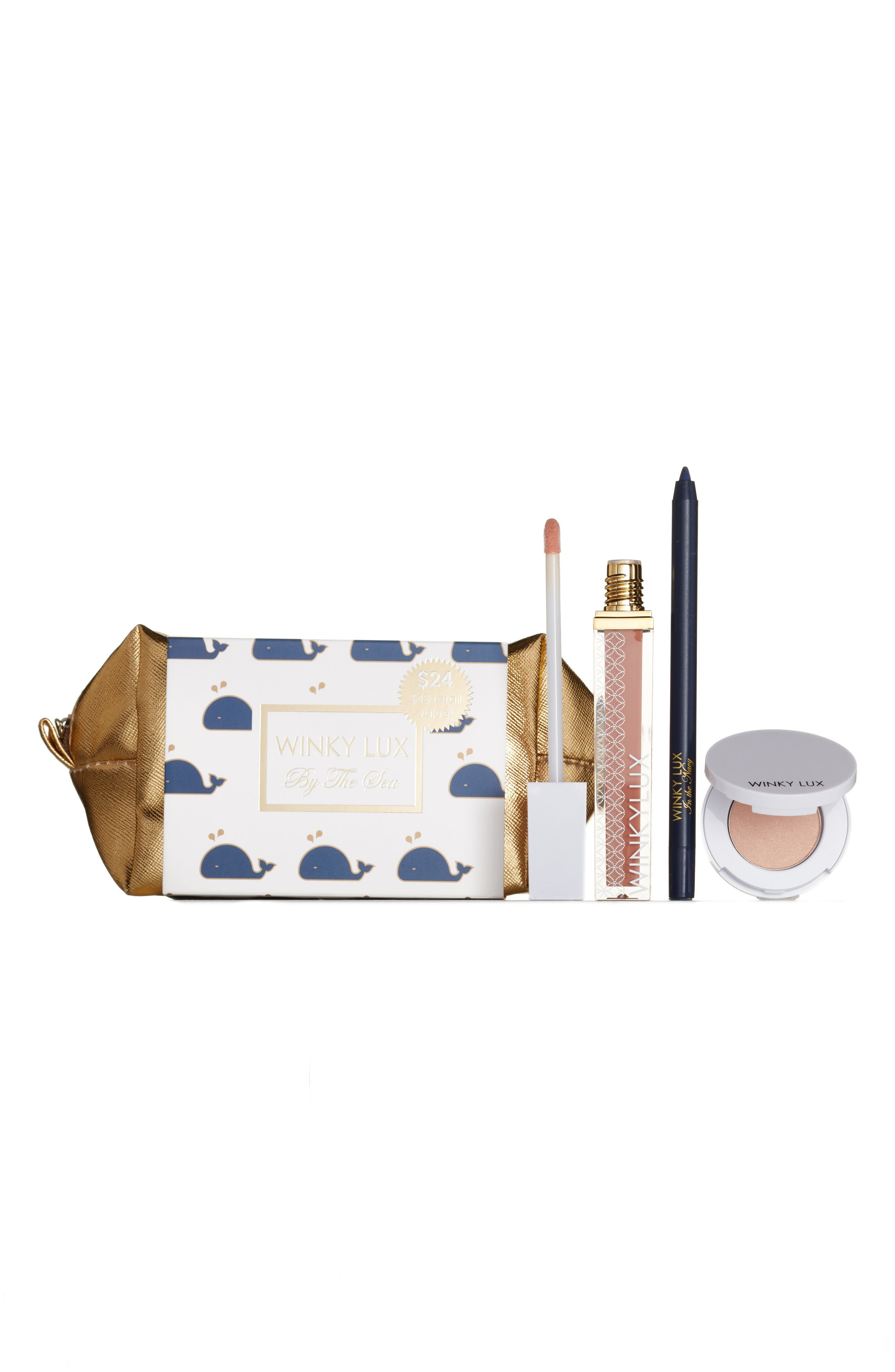 Alternate Image 1 Selected - Winky Lux Winky by the Sea Set (Nordstrom Exclusive) ($43 Value)