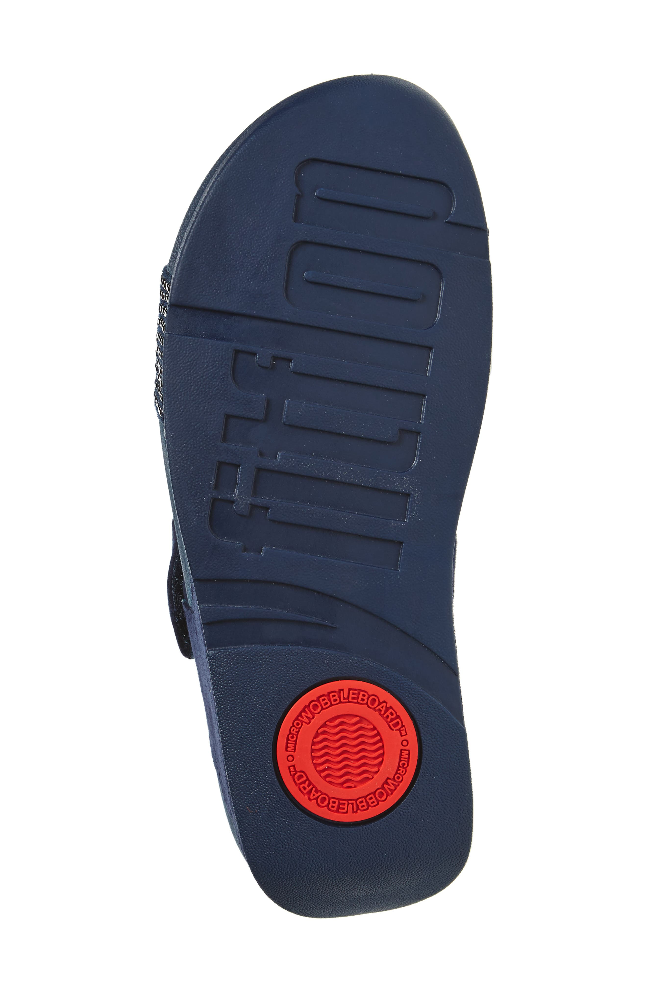 Alternate Image 6  - FitFlop Lulu Popstud Wedge Slide Sandal (Women)