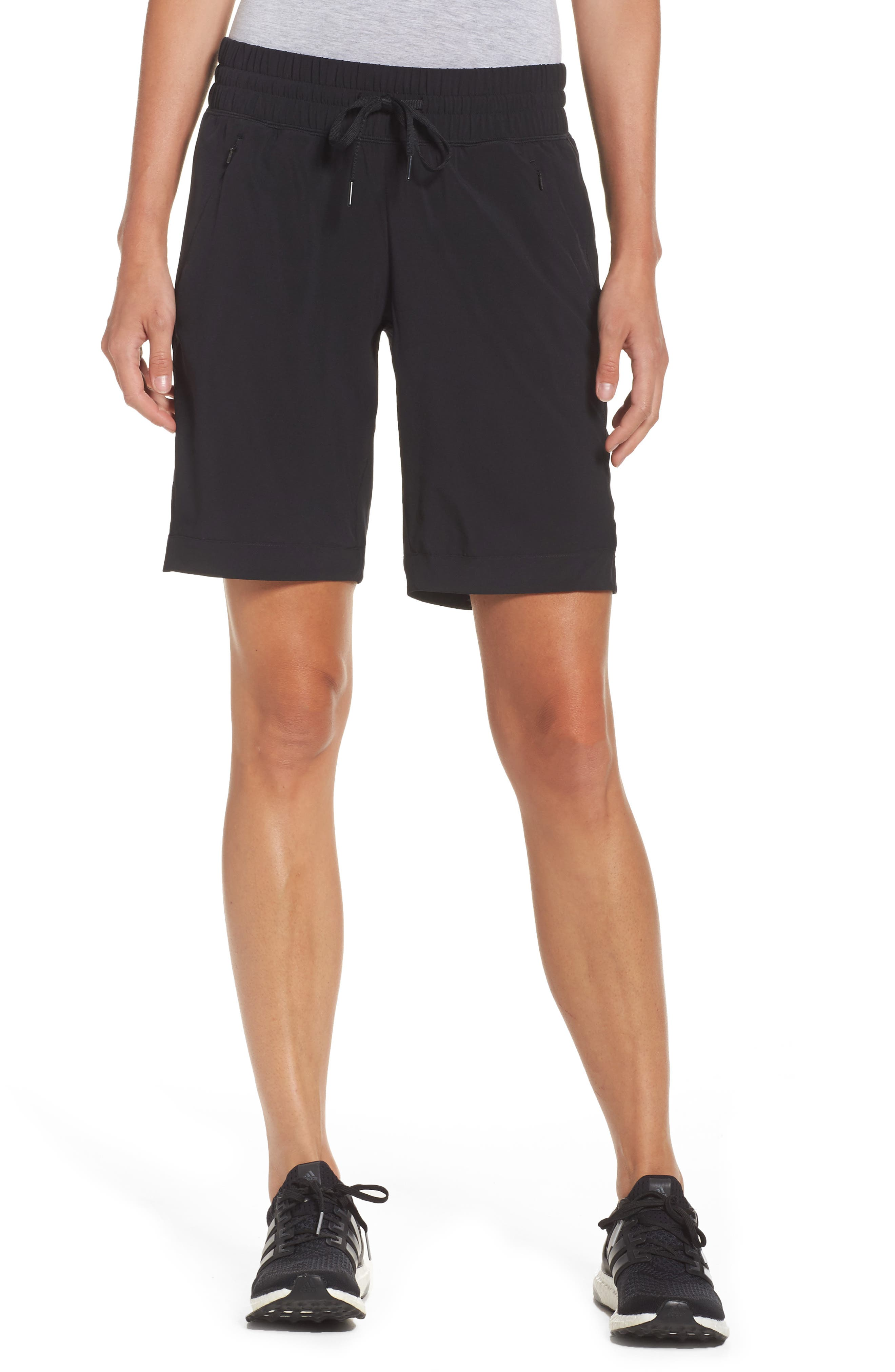 Zella Outside Adventures Bermuda Shorts