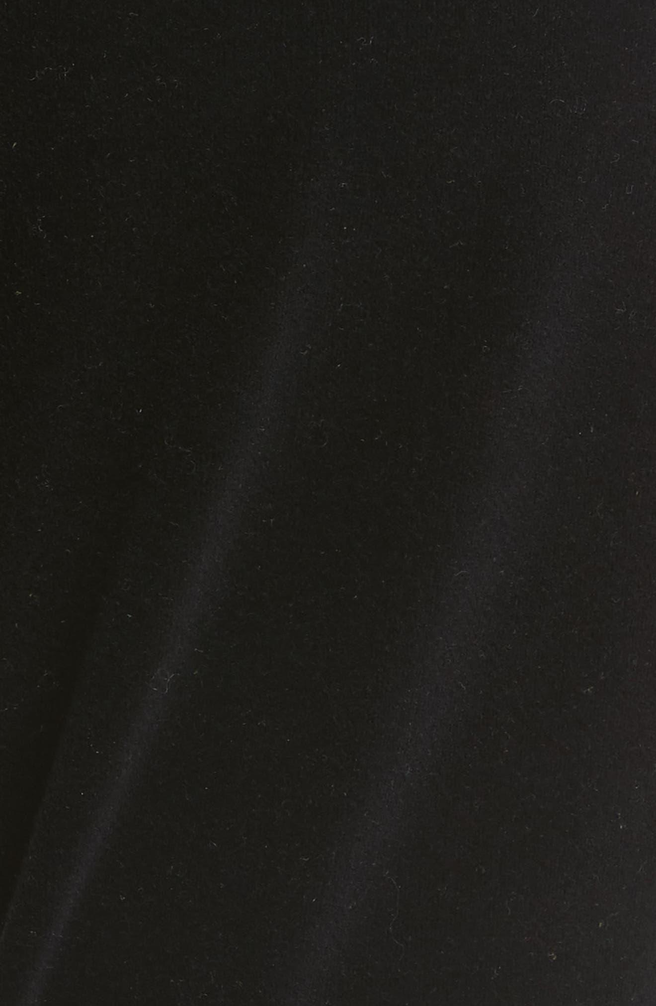 Alternate Image 6  - Veronica Beard Jane Velvet Jeans