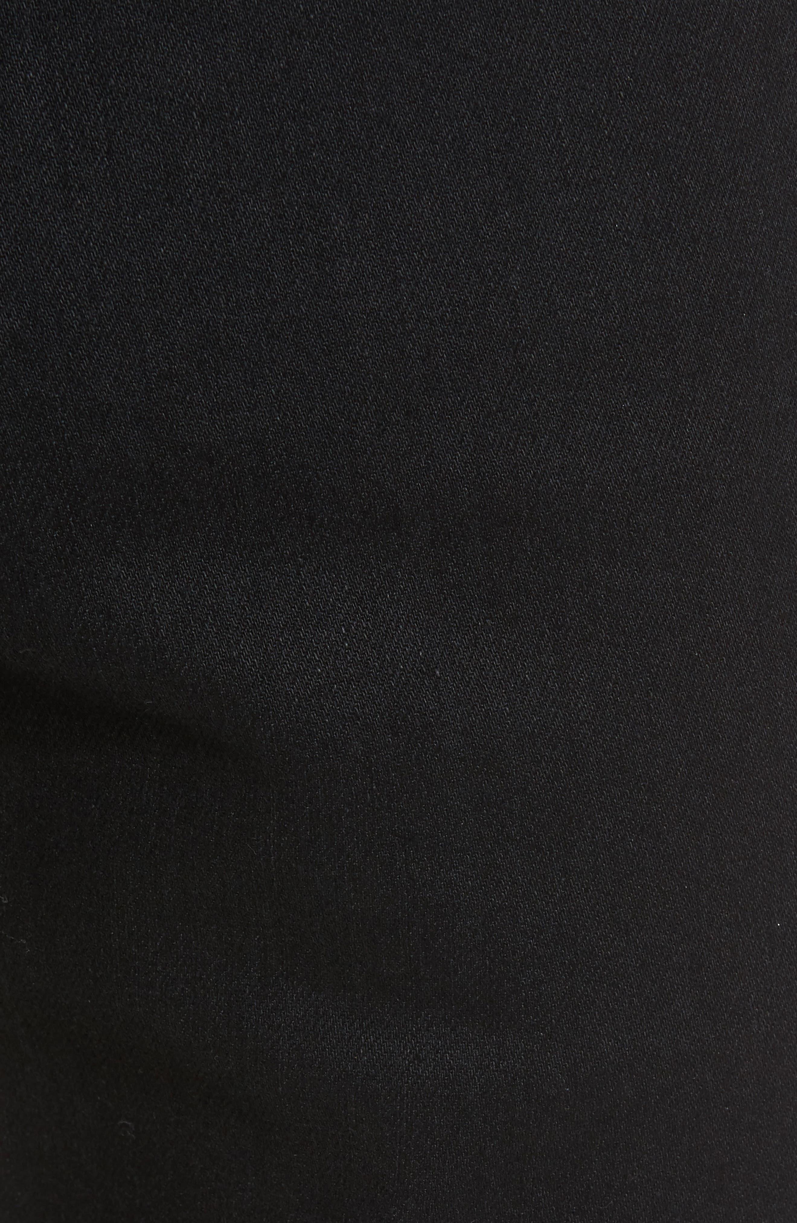 Tellis Slim Fit Jeans,                             Alternate thumbnail 5, color,                             Deep Pitch