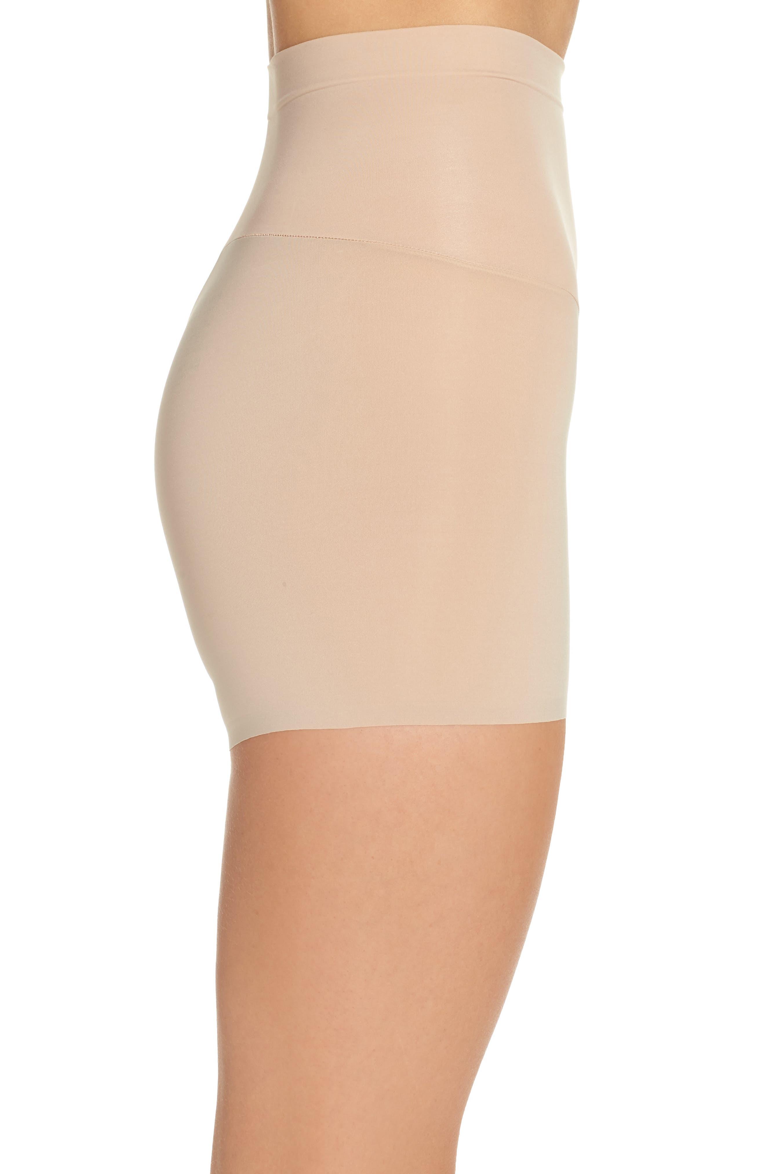 Alternate Image 3  - SPANX® Shape My Day Girl Shorts