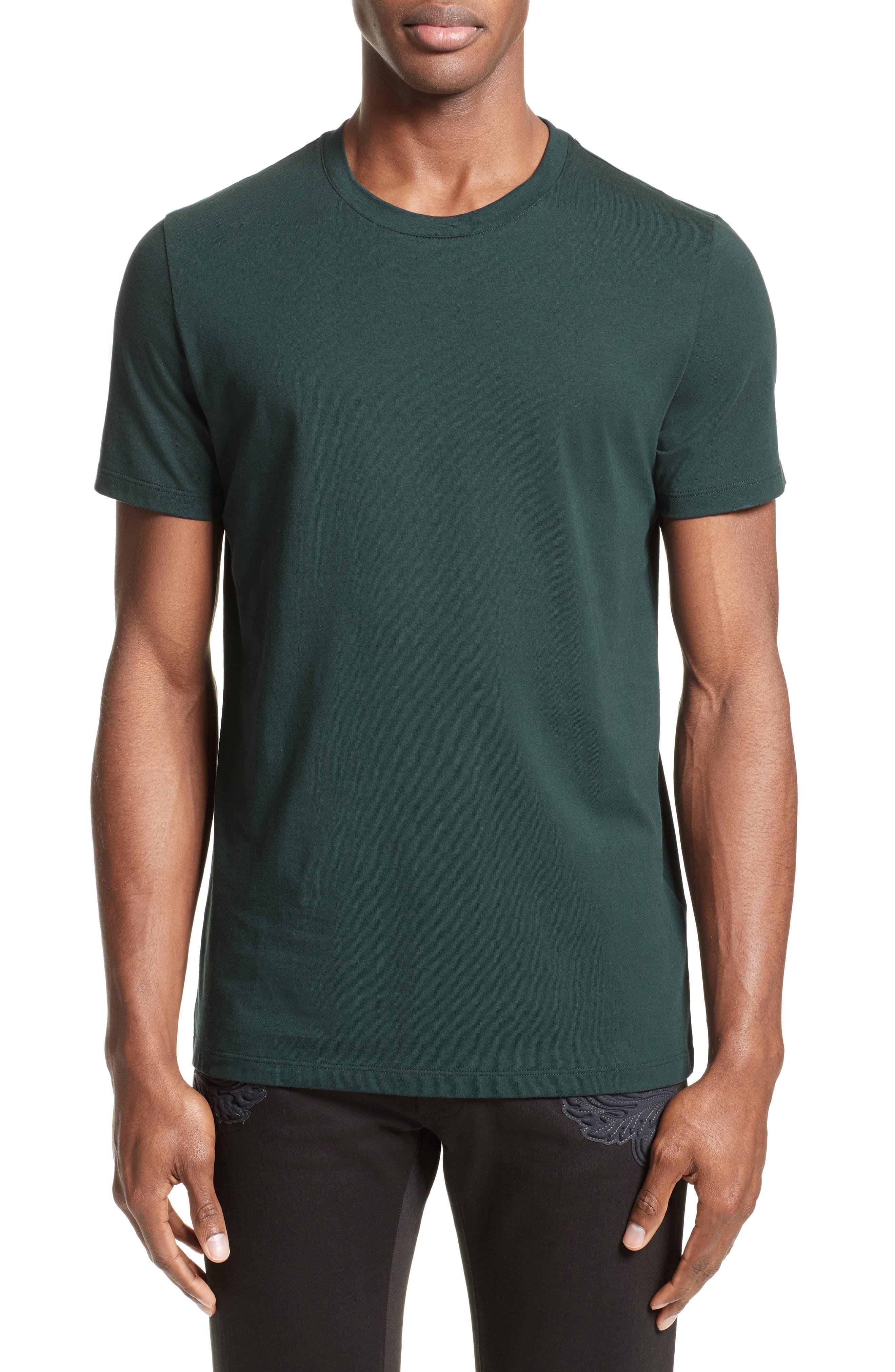 Medusa Foil Back T-Shirt,                         Main,                         color, Green