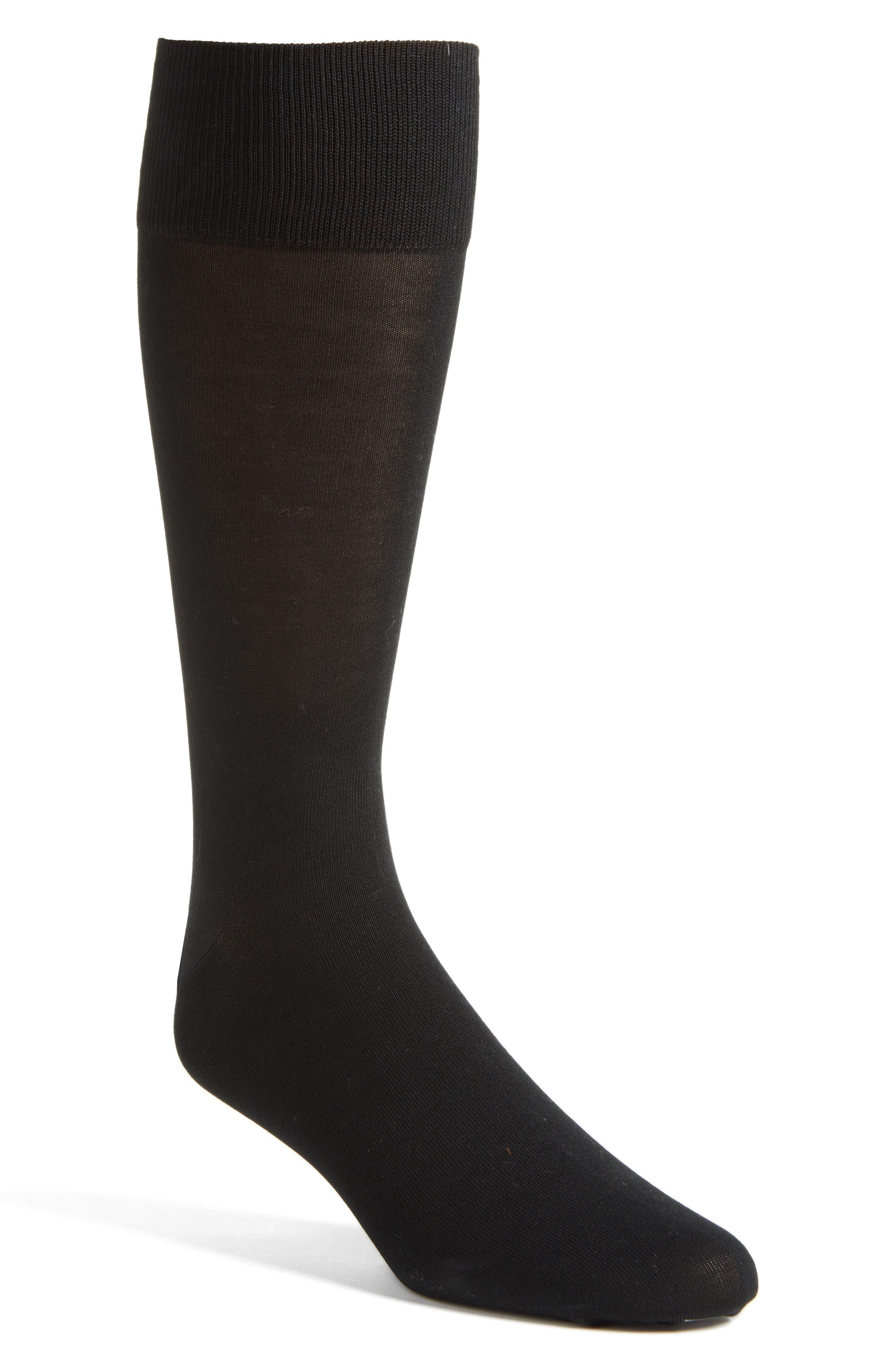 Alternate Image 1 Selected - John W. Nordstrom® Solid Socks