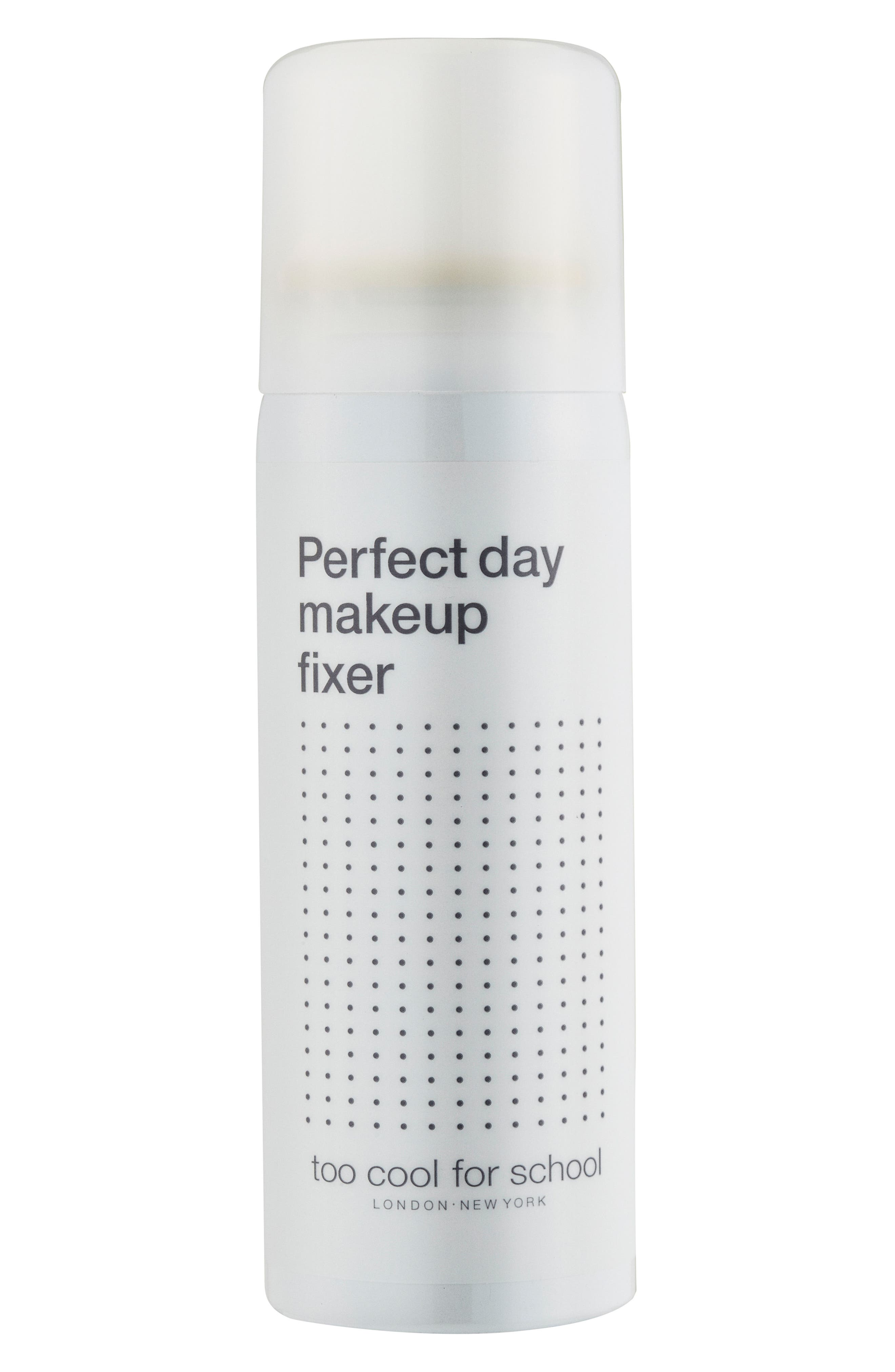 Perfect Day Makeup Fixer Spray Facial Mist,                         Main,                         color, None