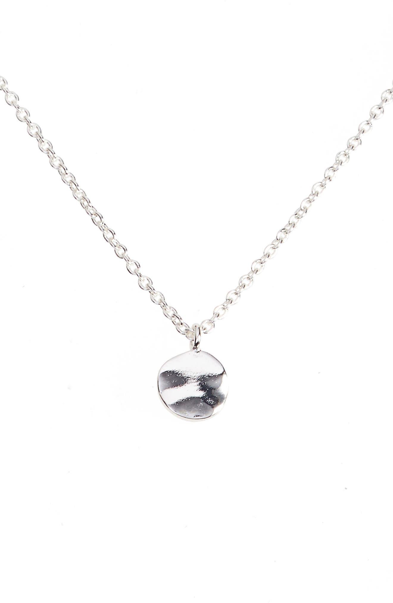 gorjana Chloe Small Pendant Necklace
