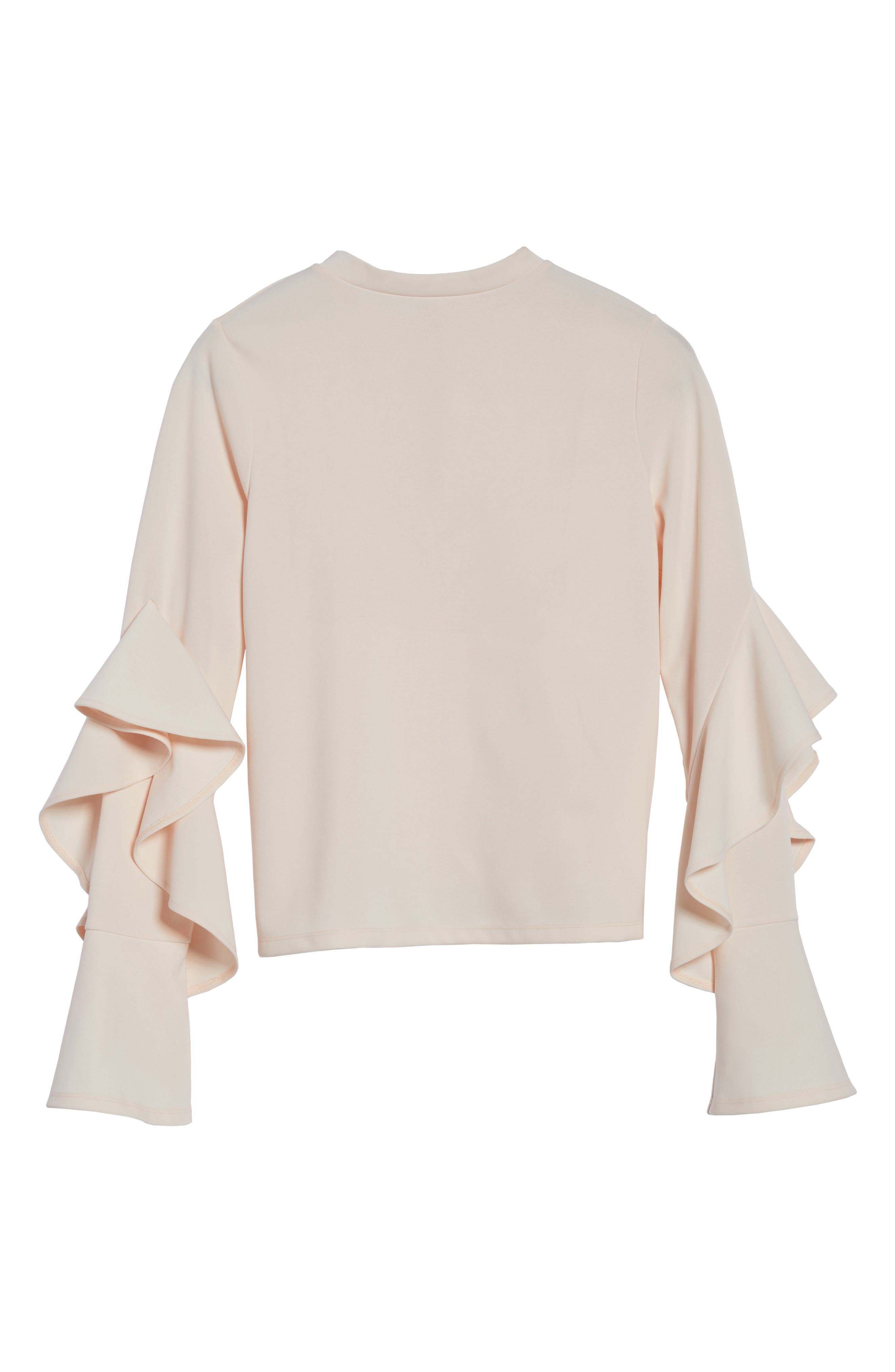 Alternate Image 5  - Leith Ruffle Sleeve Top