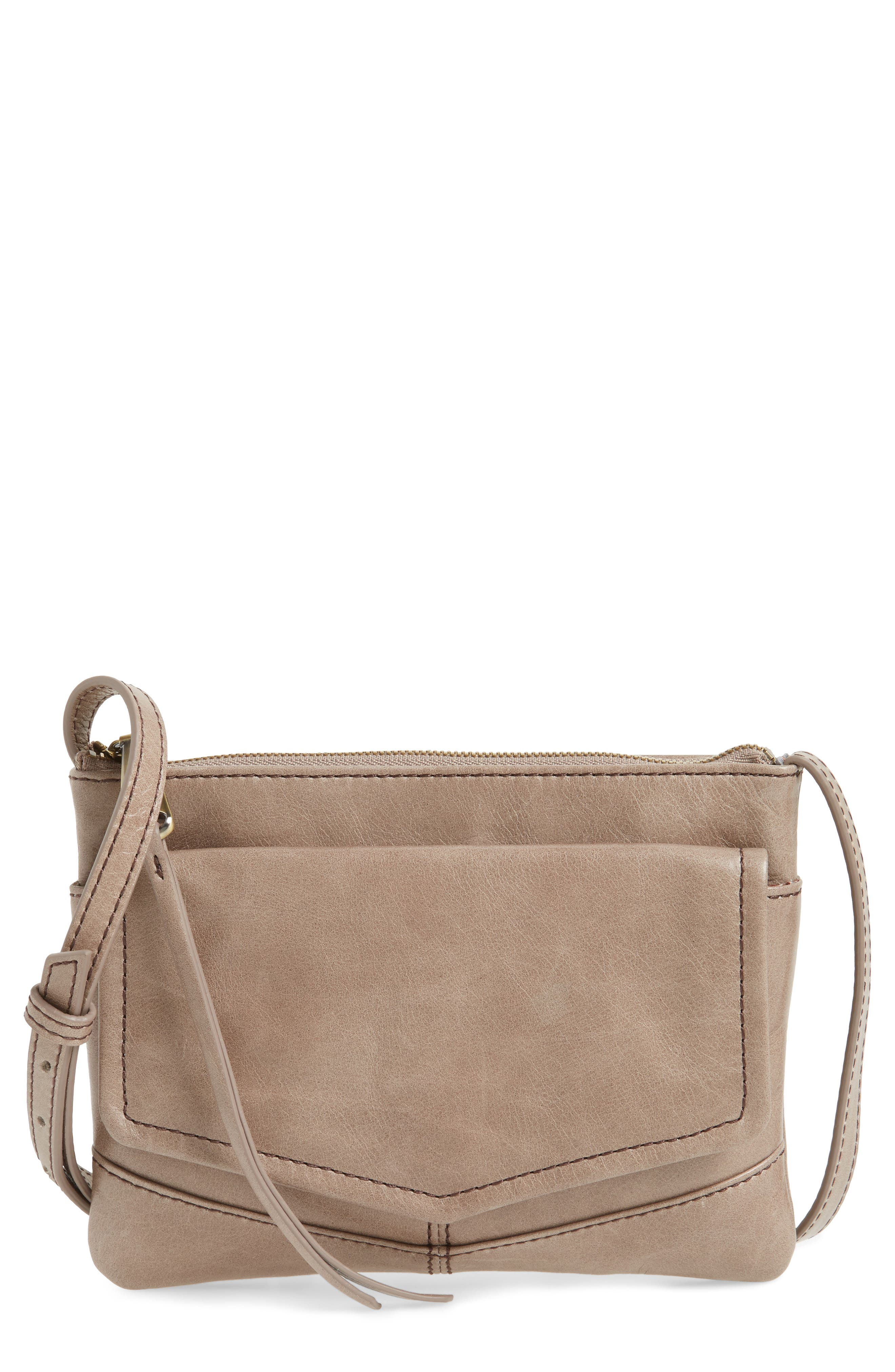 Hobo Amble Leather Crossbody Bag