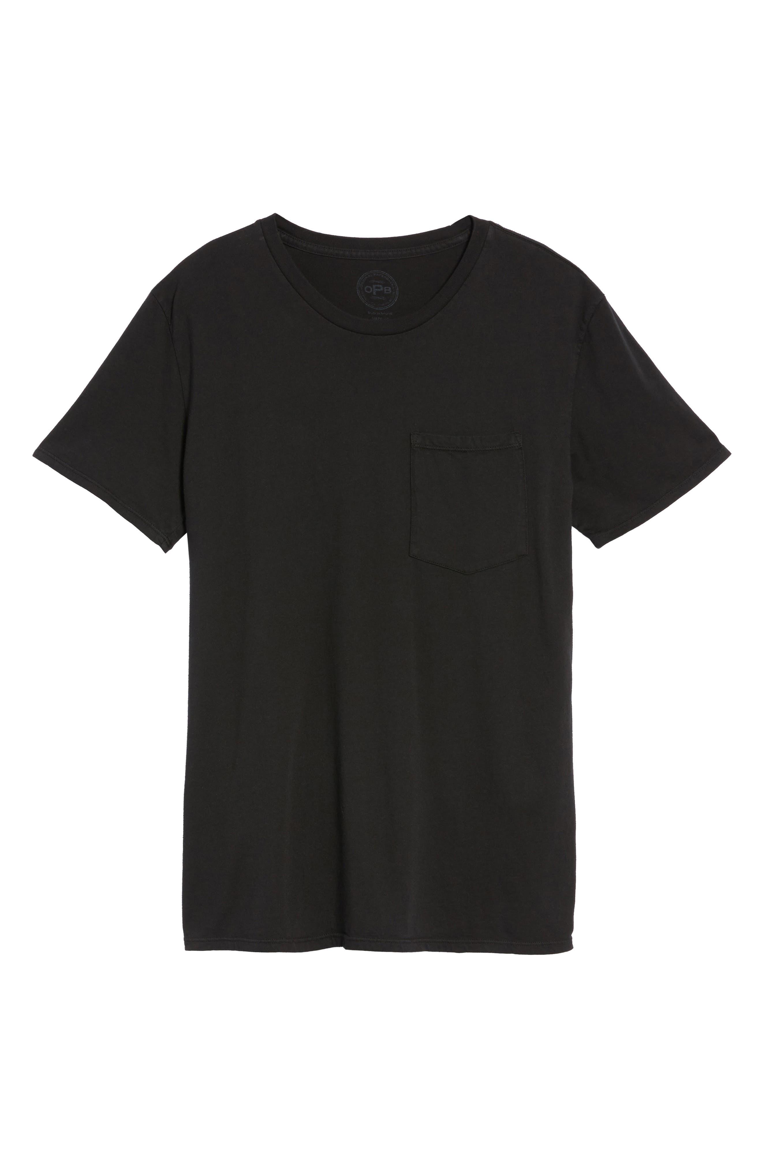 Alternate Image 6  - Original Paperbacks Pocket T-Shirt