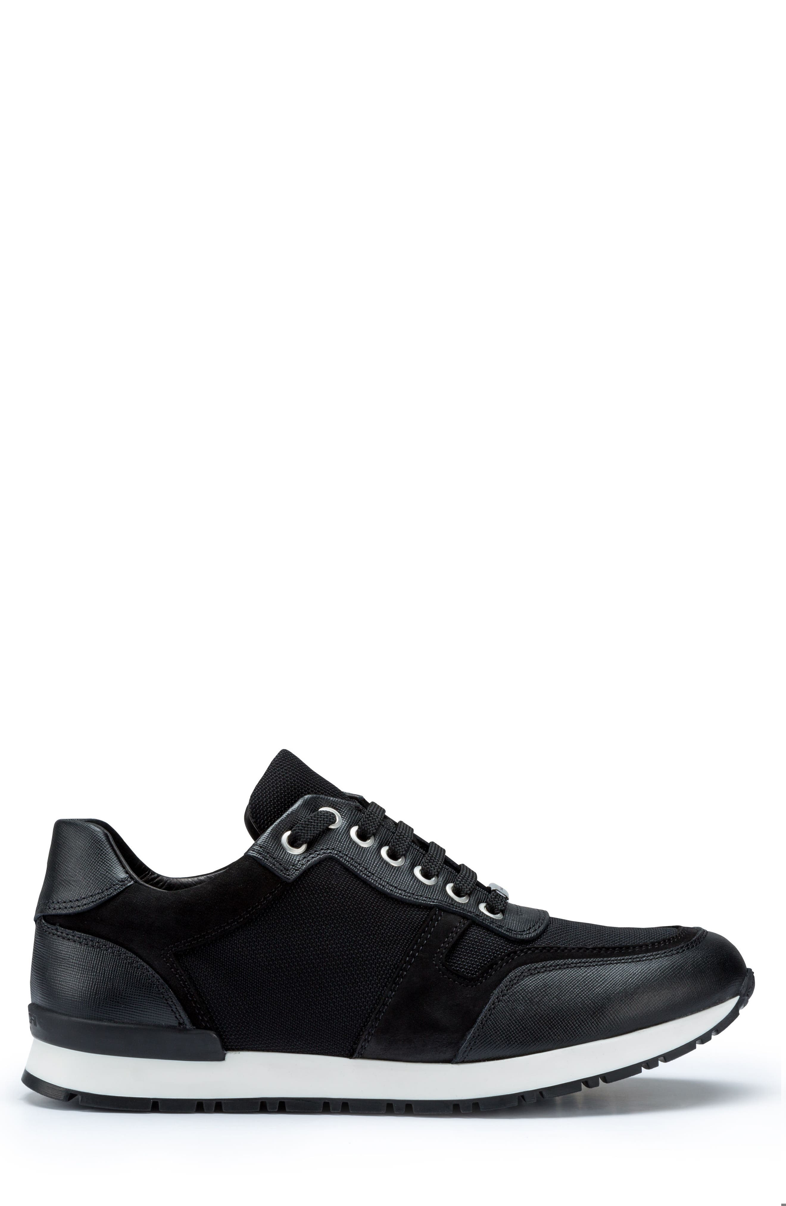 Modena Sneaker,                             Alternate thumbnail 3, color,                             Nero