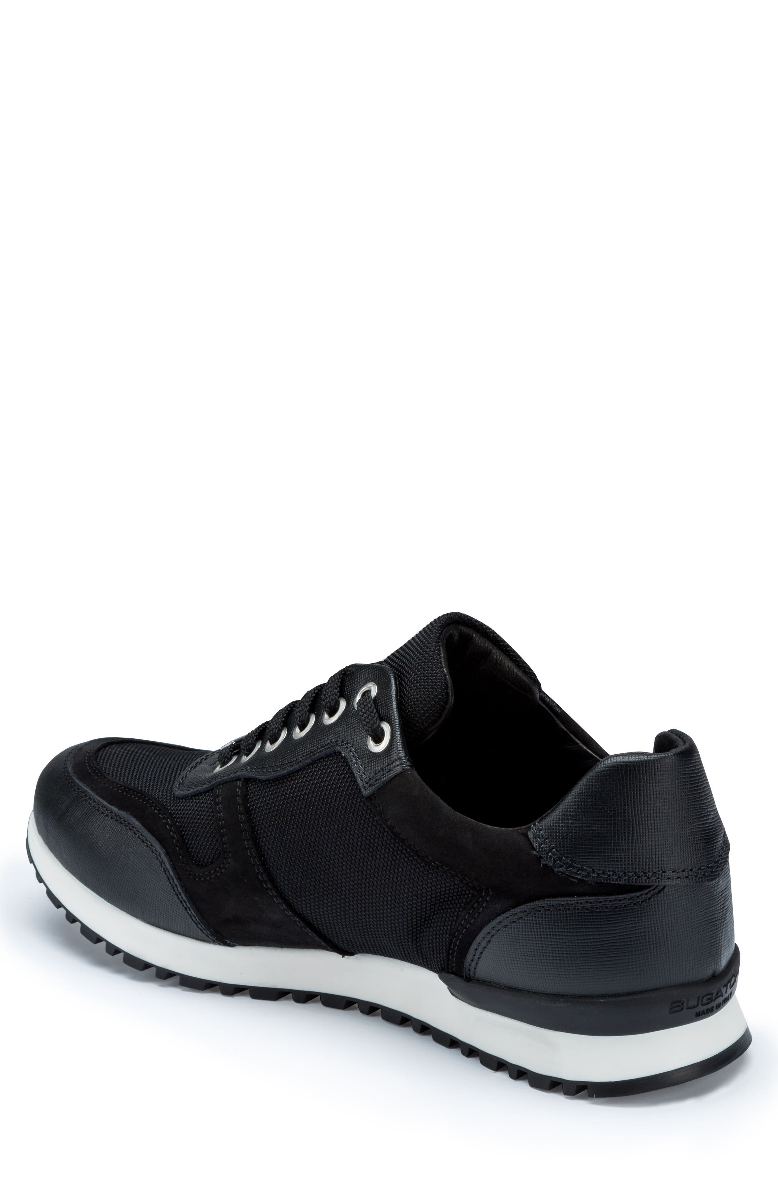Modena Sneaker,                             Alternate thumbnail 2, color,                             Nero
