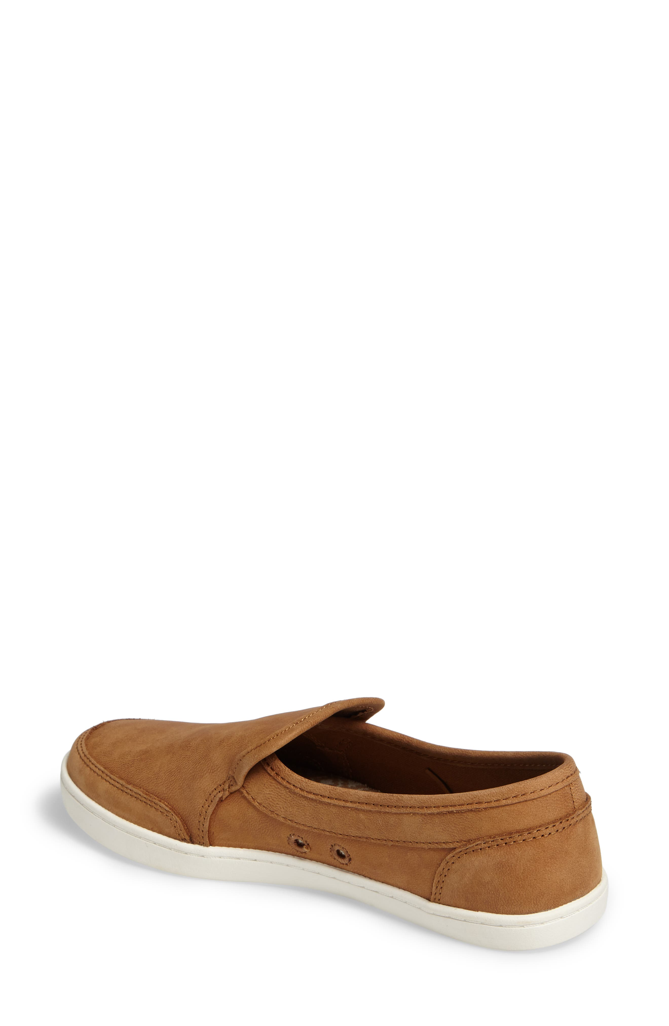 'Pair O Dice' Slip On,                             Alternate thumbnail 2, color,                             Tobacco Brown