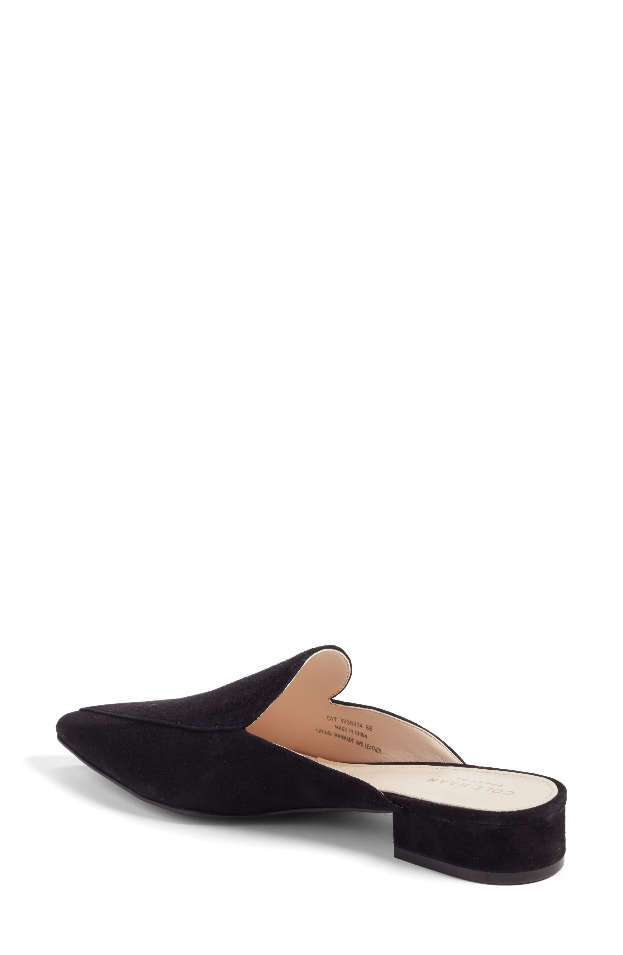 Alternate Image 2  - Cole Haan Piper Loafer Mule (Women)