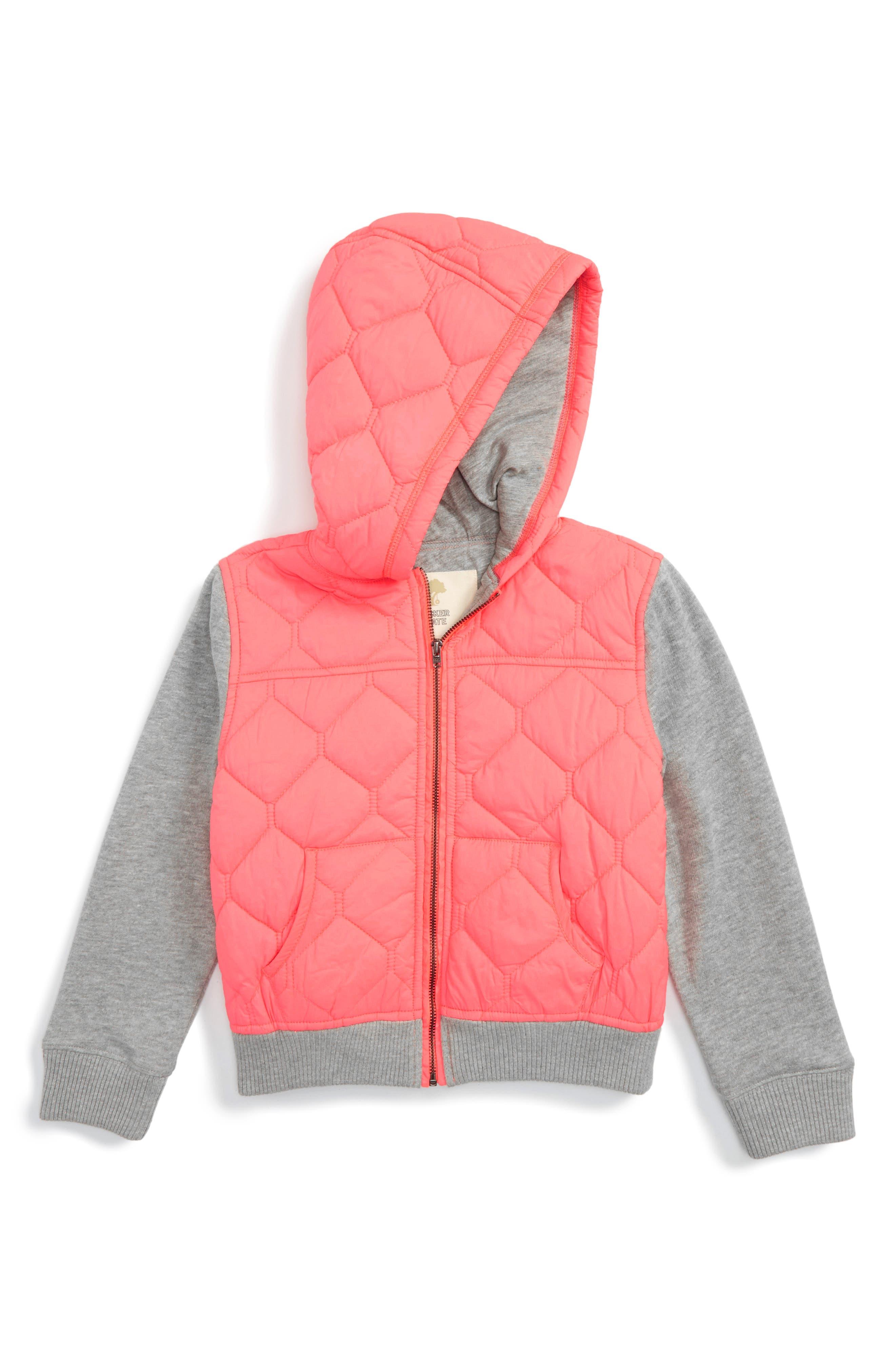 TUCKER + TATE Hooded Jacket