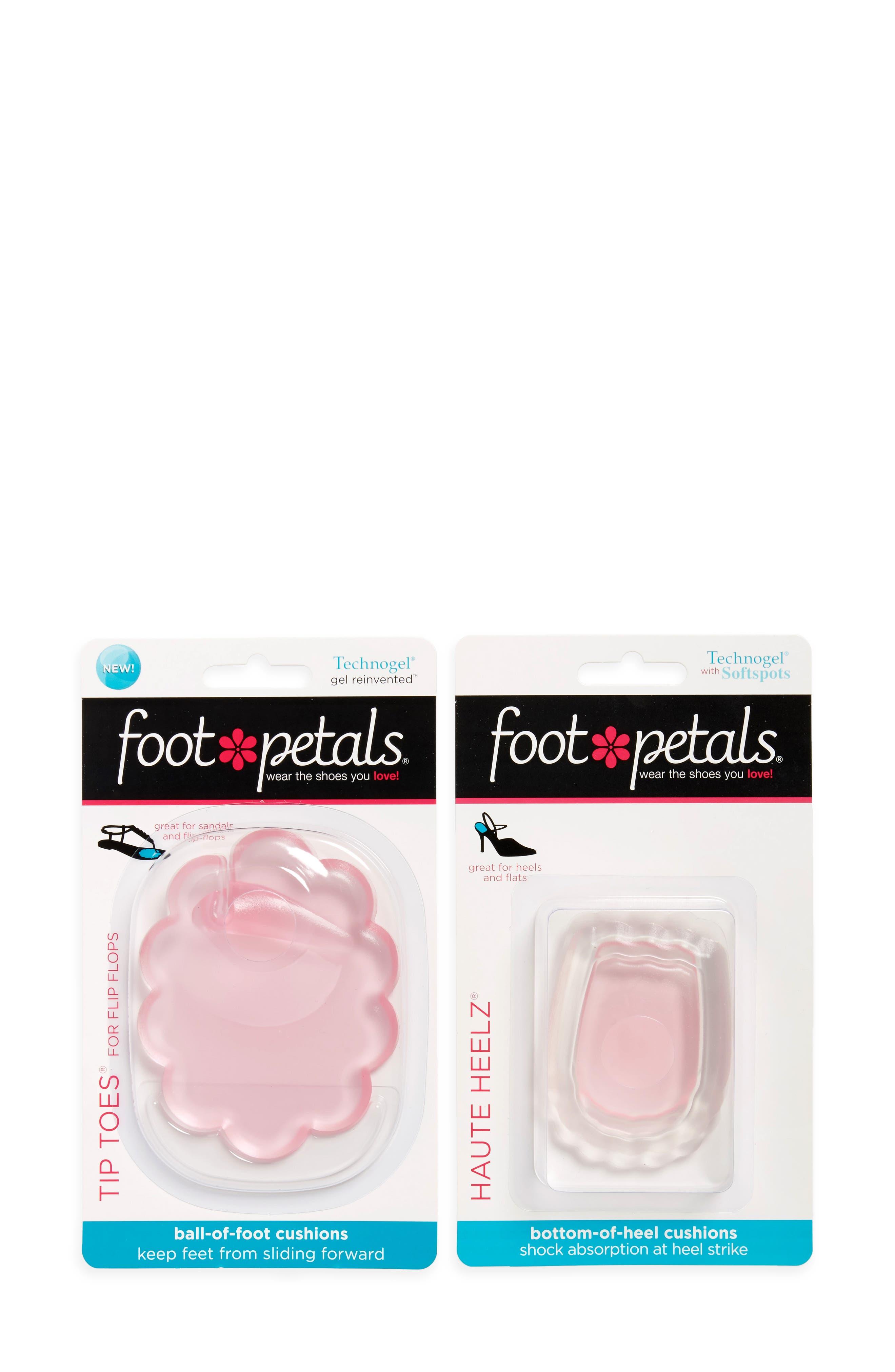 Main Image - Foot Petals Technogel® 2-Pack Cushioning Pads