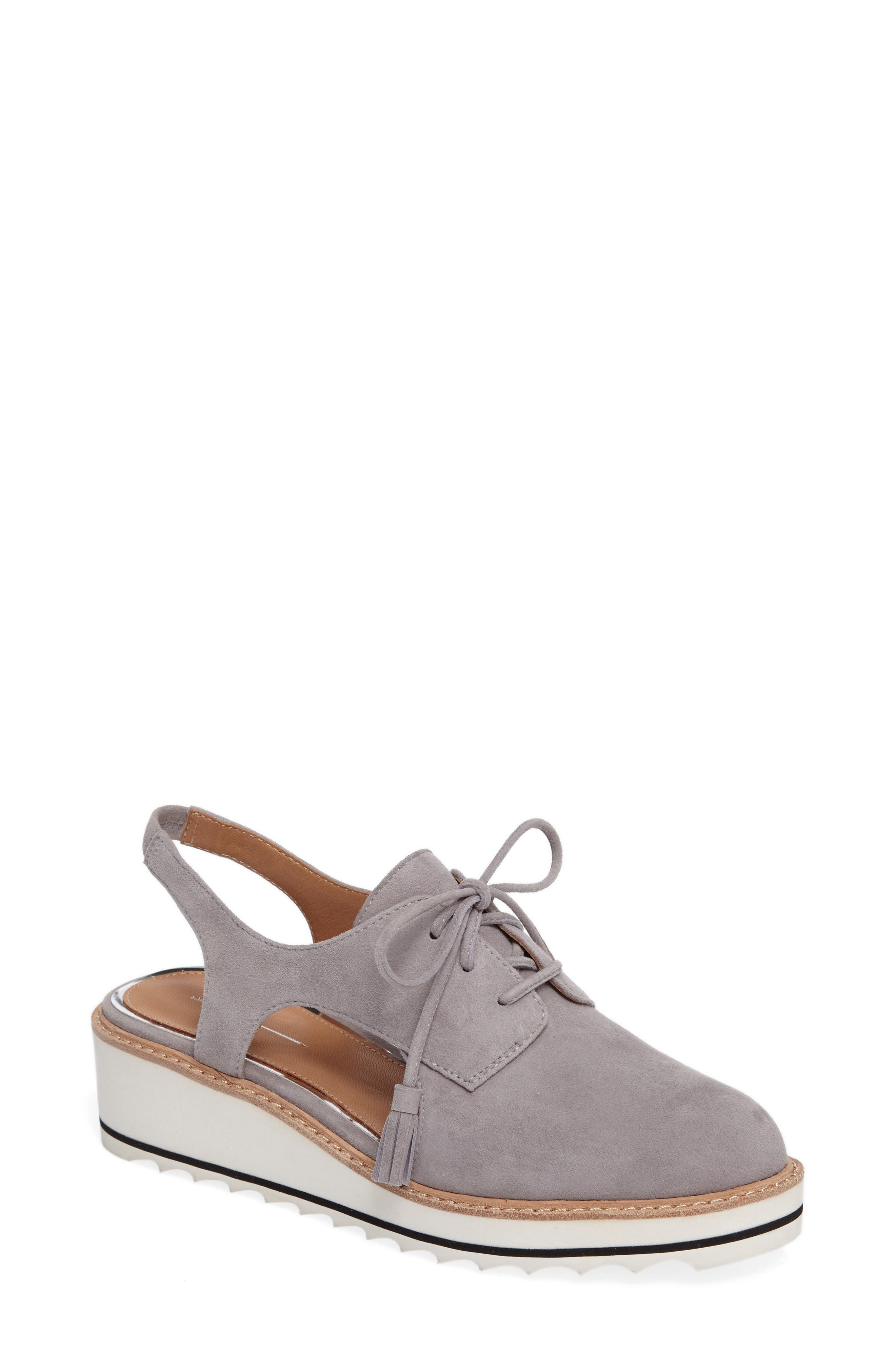 Linea Paolo Mary Platform Oxford (Women)