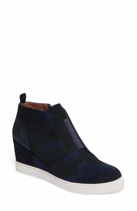 32be7f8aab568 Linea Paolo Felicia Wedge Bootie (Women)