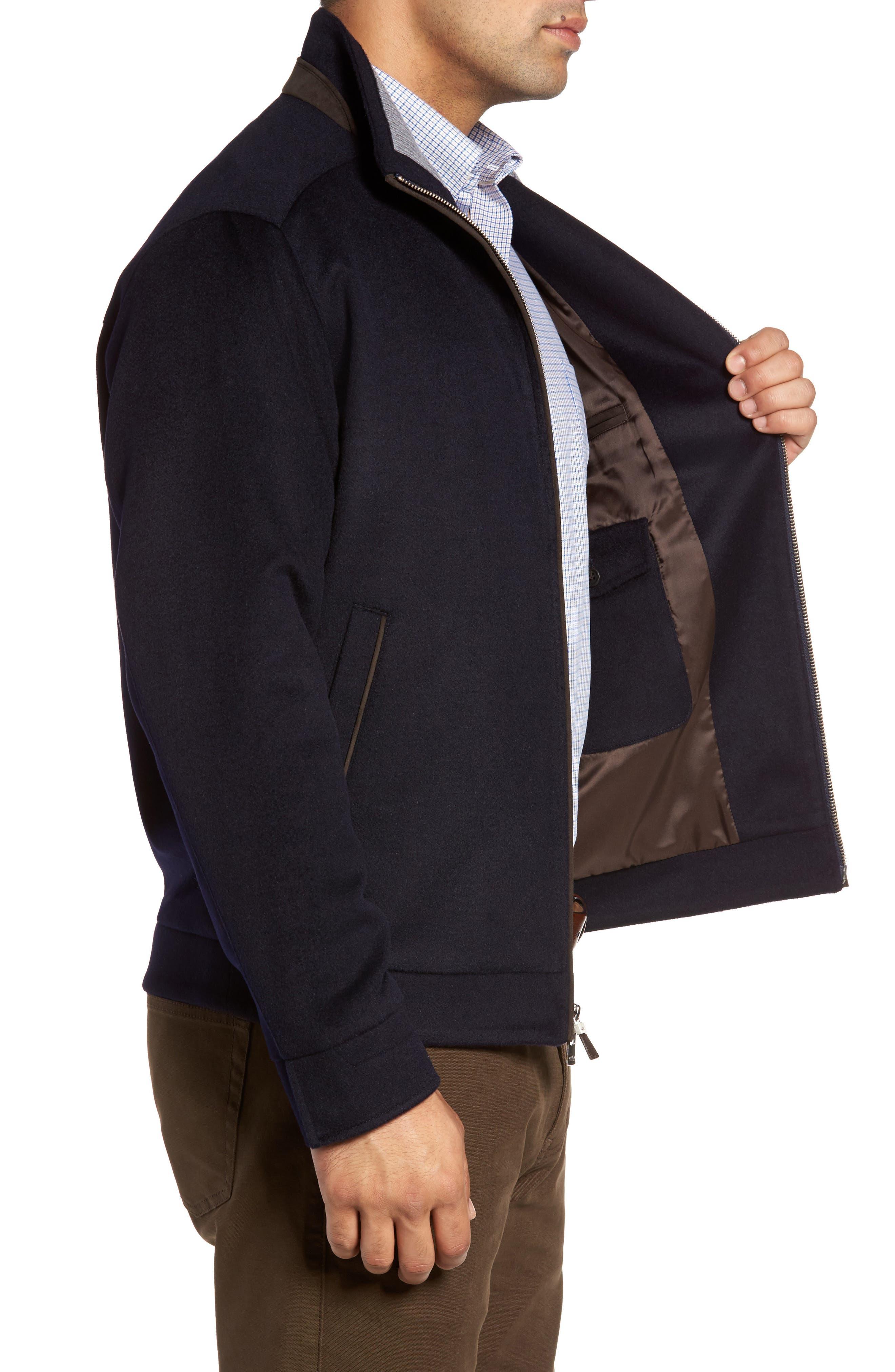 Alternate Image 3  - Peter Millar Westport Wool & Cashmere Jacket