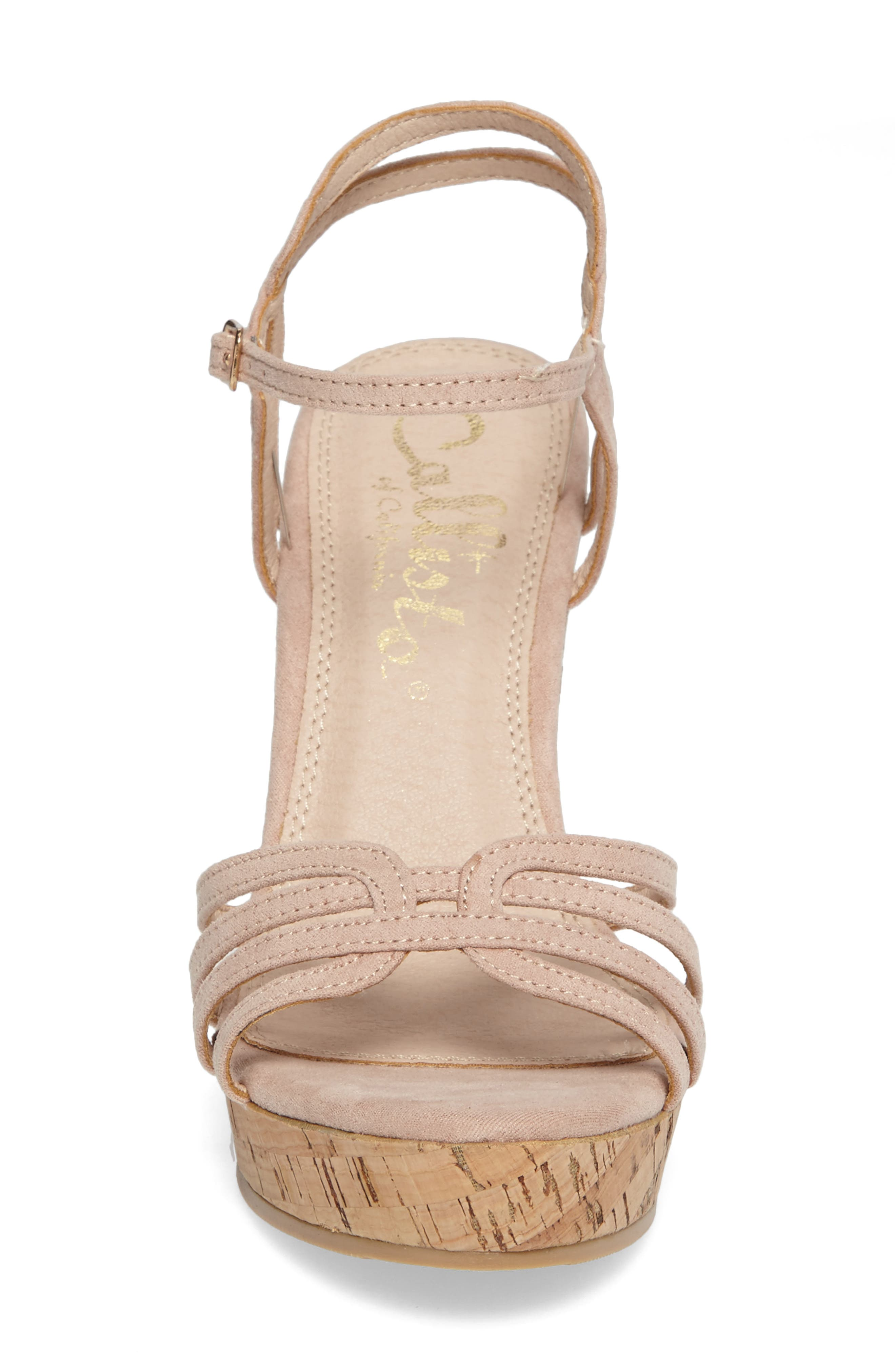 Alternate Image 4  - Callisto Oasis Platform Wedge Sandal (Women)