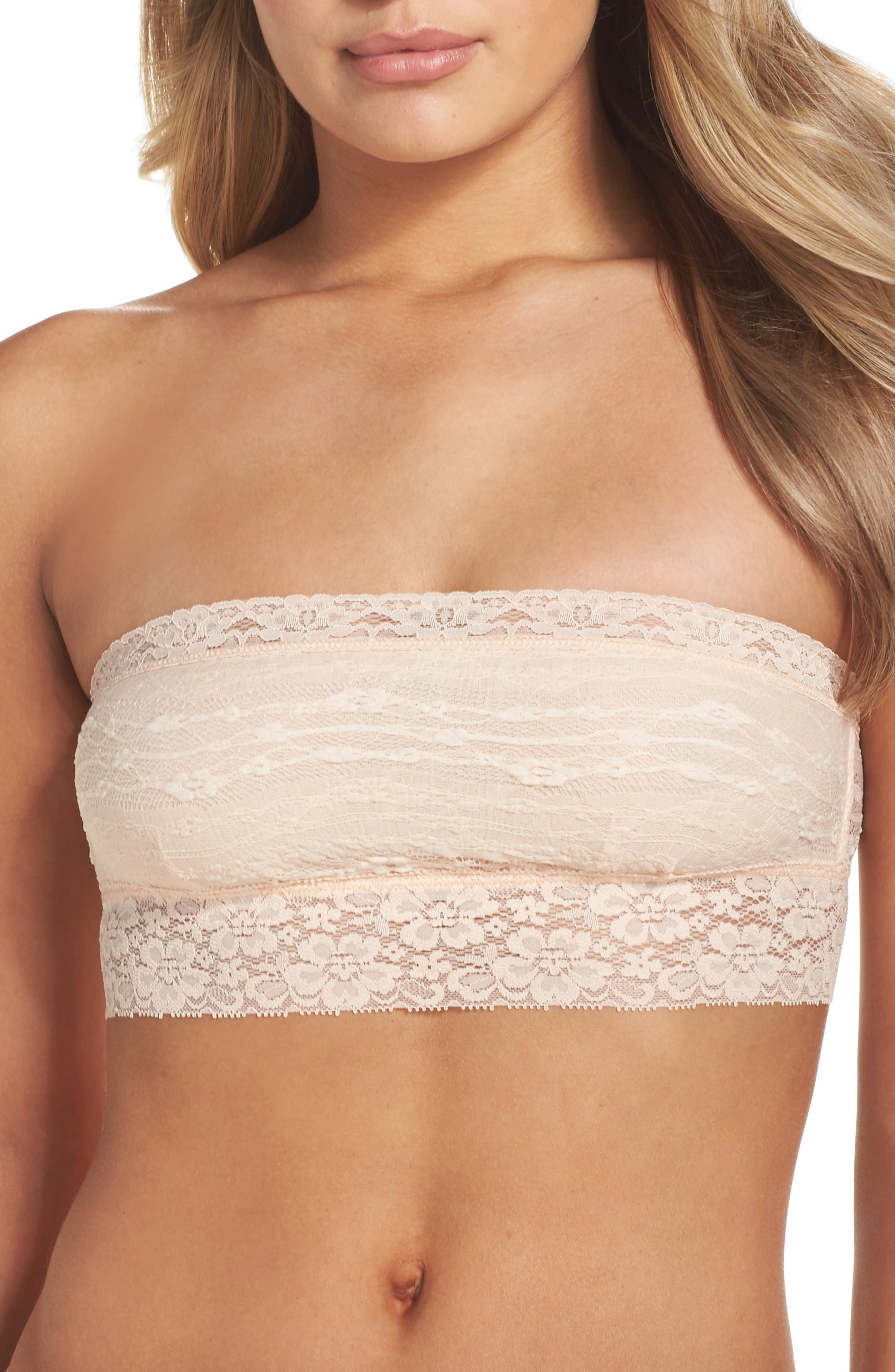 Free People Intimately FP Lace Bandeau Bralette