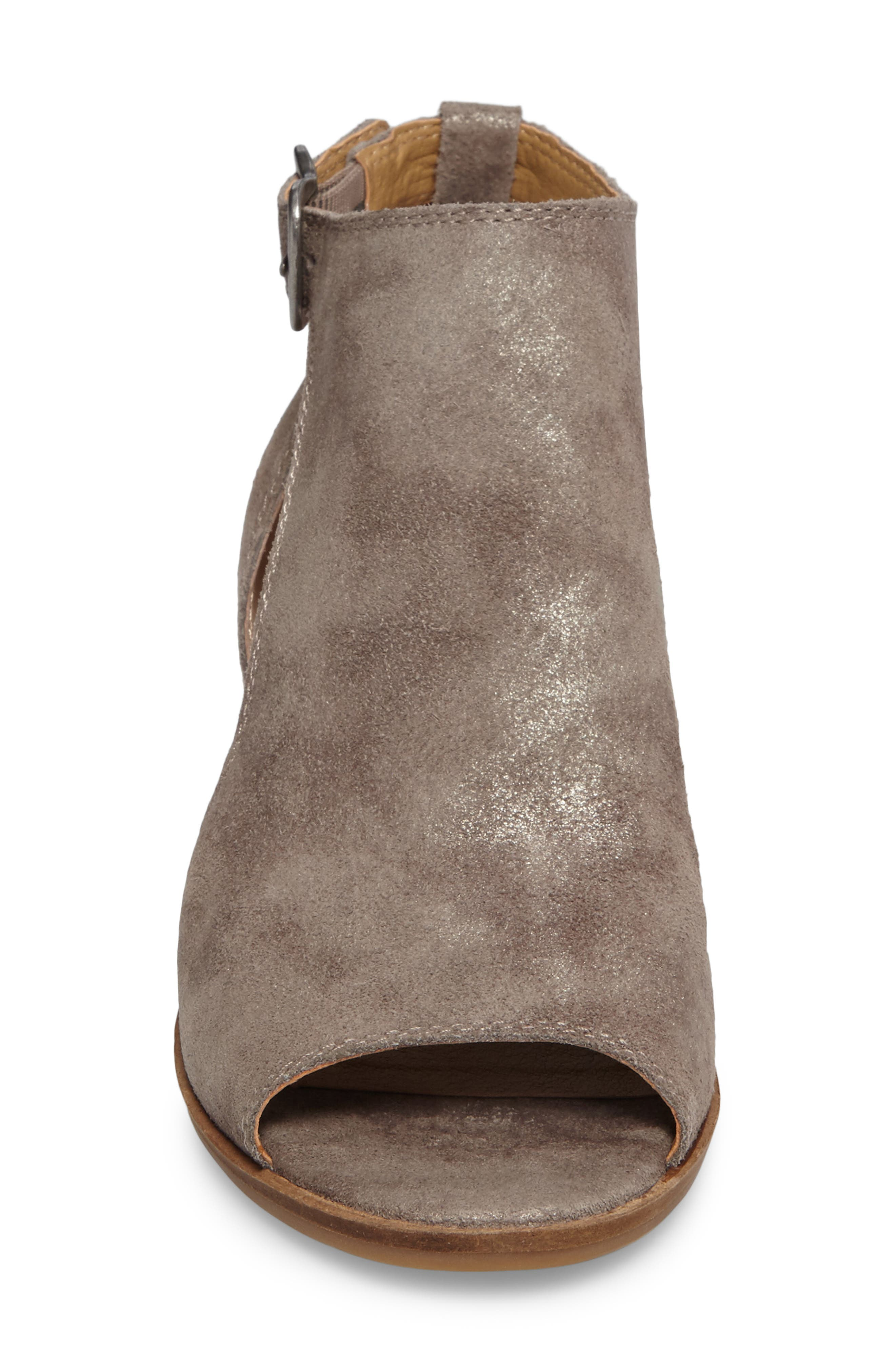 Alternate Image 3  - Lucky Brand Rixanne Cutout Bootie (Women)