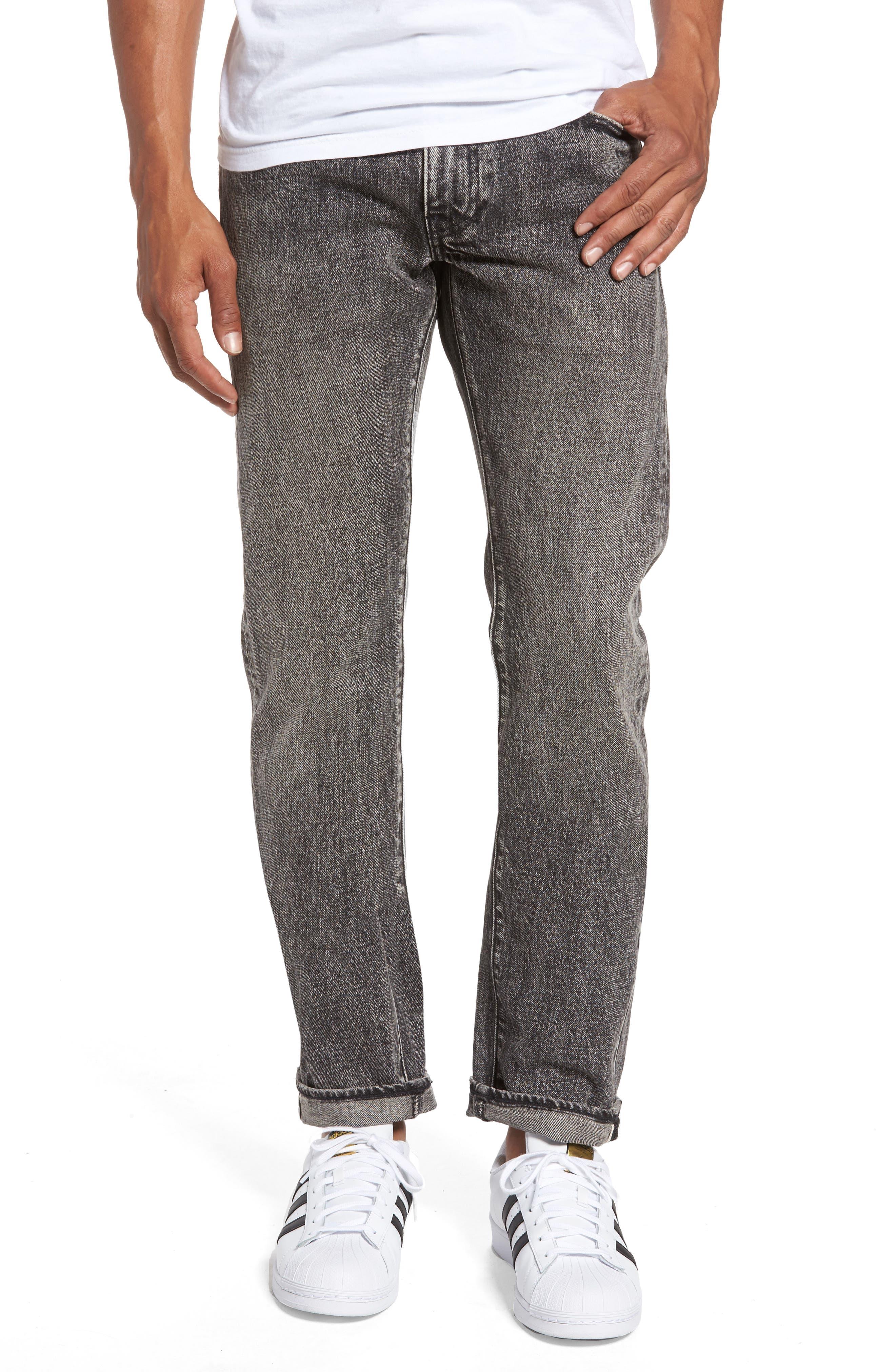 Main Image - Levi's® 511™ Slim Fit Jeans (Heavy Sabeth)